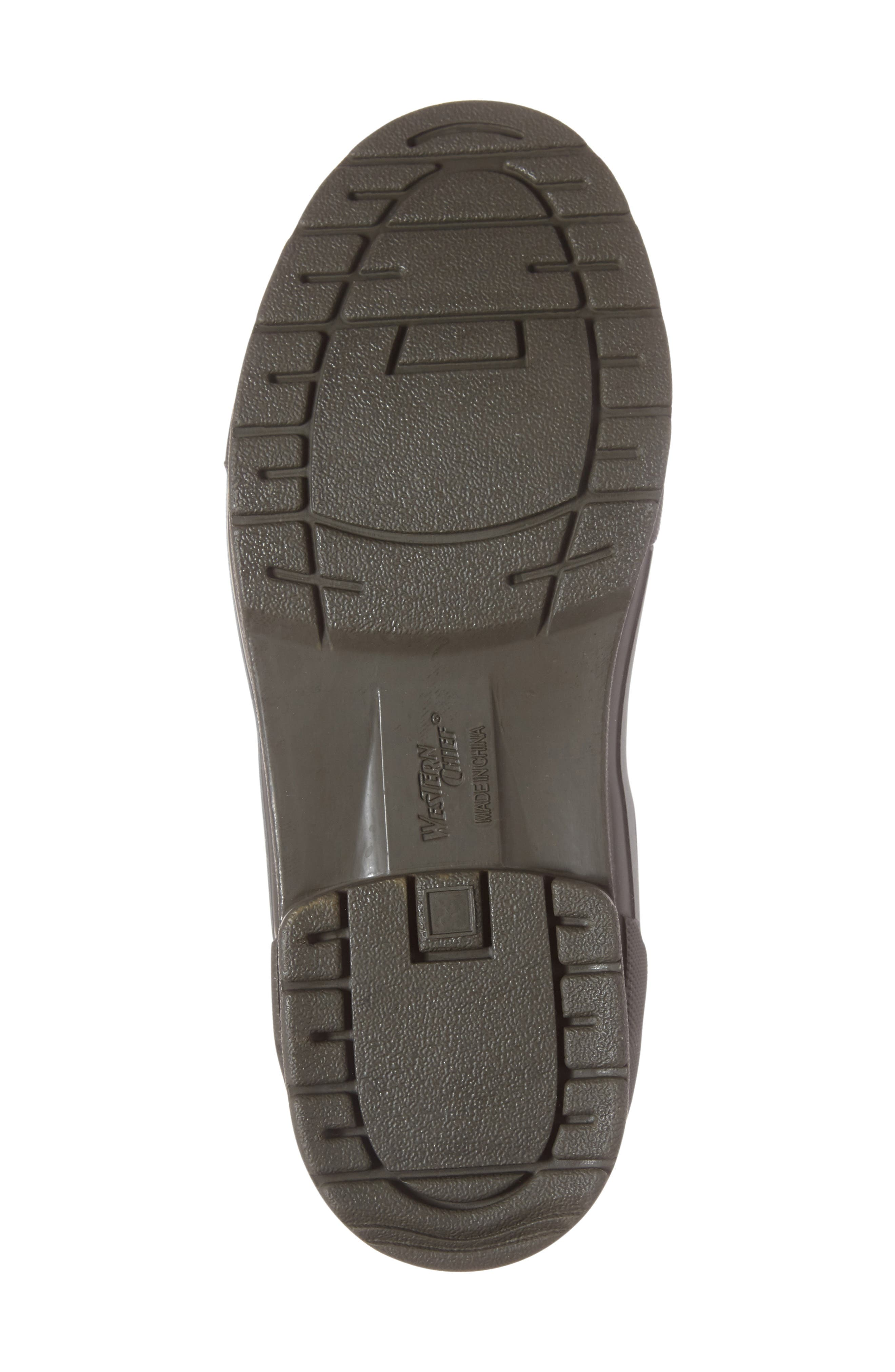 Classic EX Camo Waterproof Rain Boot,                             Alternate thumbnail 4, color,