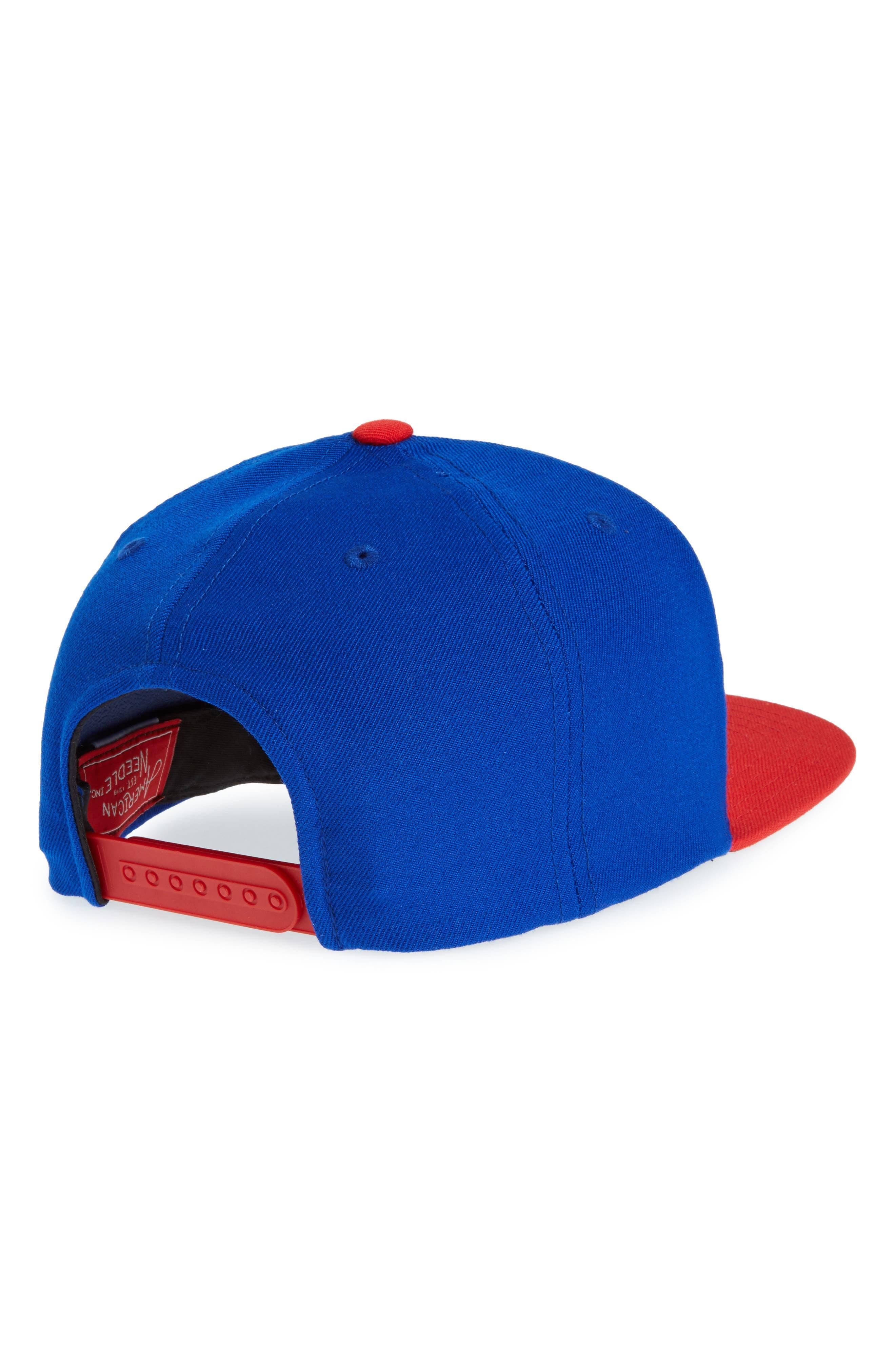 The Big Show MLB Snapback Baseball Cap,                             Alternate thumbnail 2, color,                             498