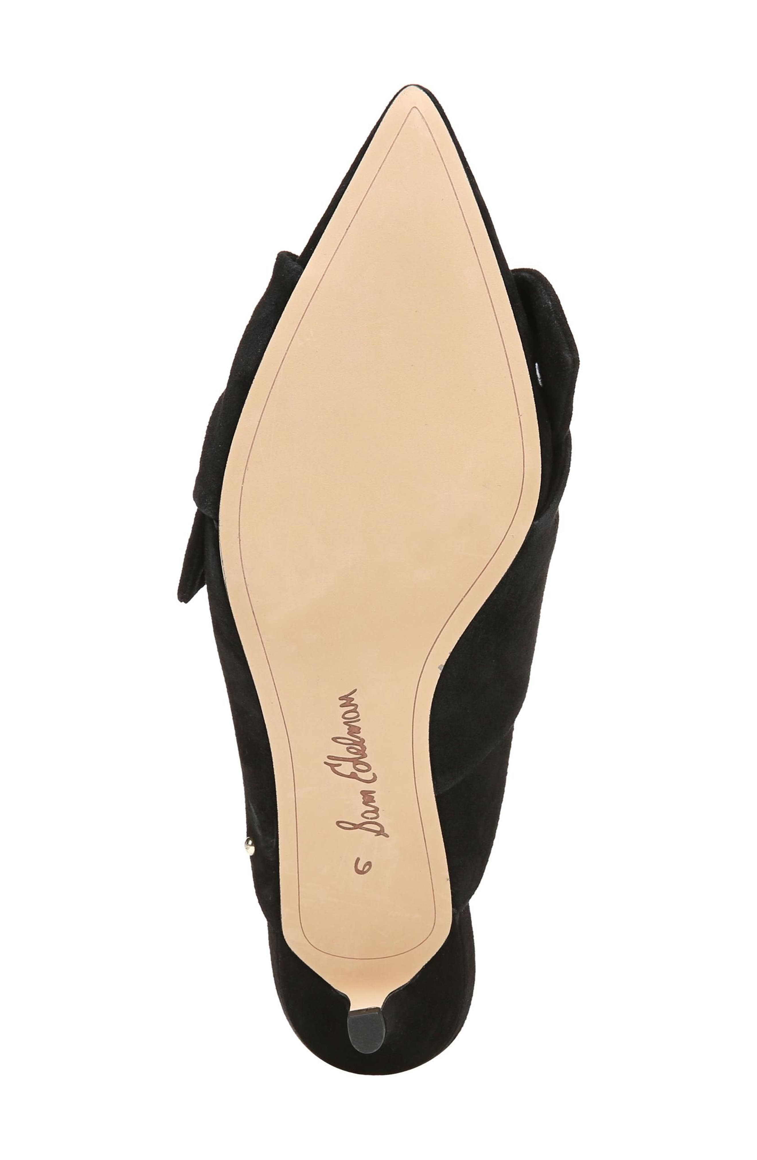Laney Pointy Toe Mule,                             Alternate thumbnail 31, color,