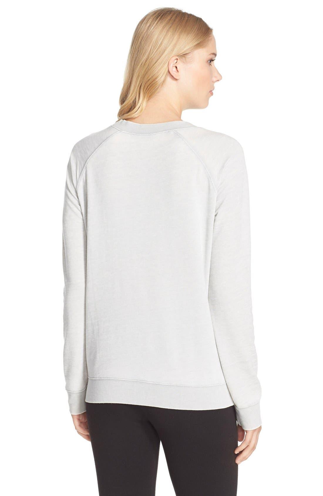Burnout Lounge Sweatshirt,                             Alternate thumbnail 78, color,