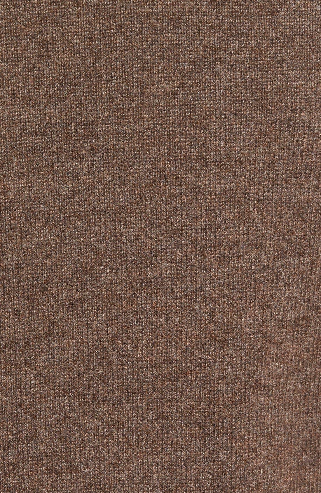 Cashmere Quarter Zip Sweater,                             Alternate thumbnail 29, color,