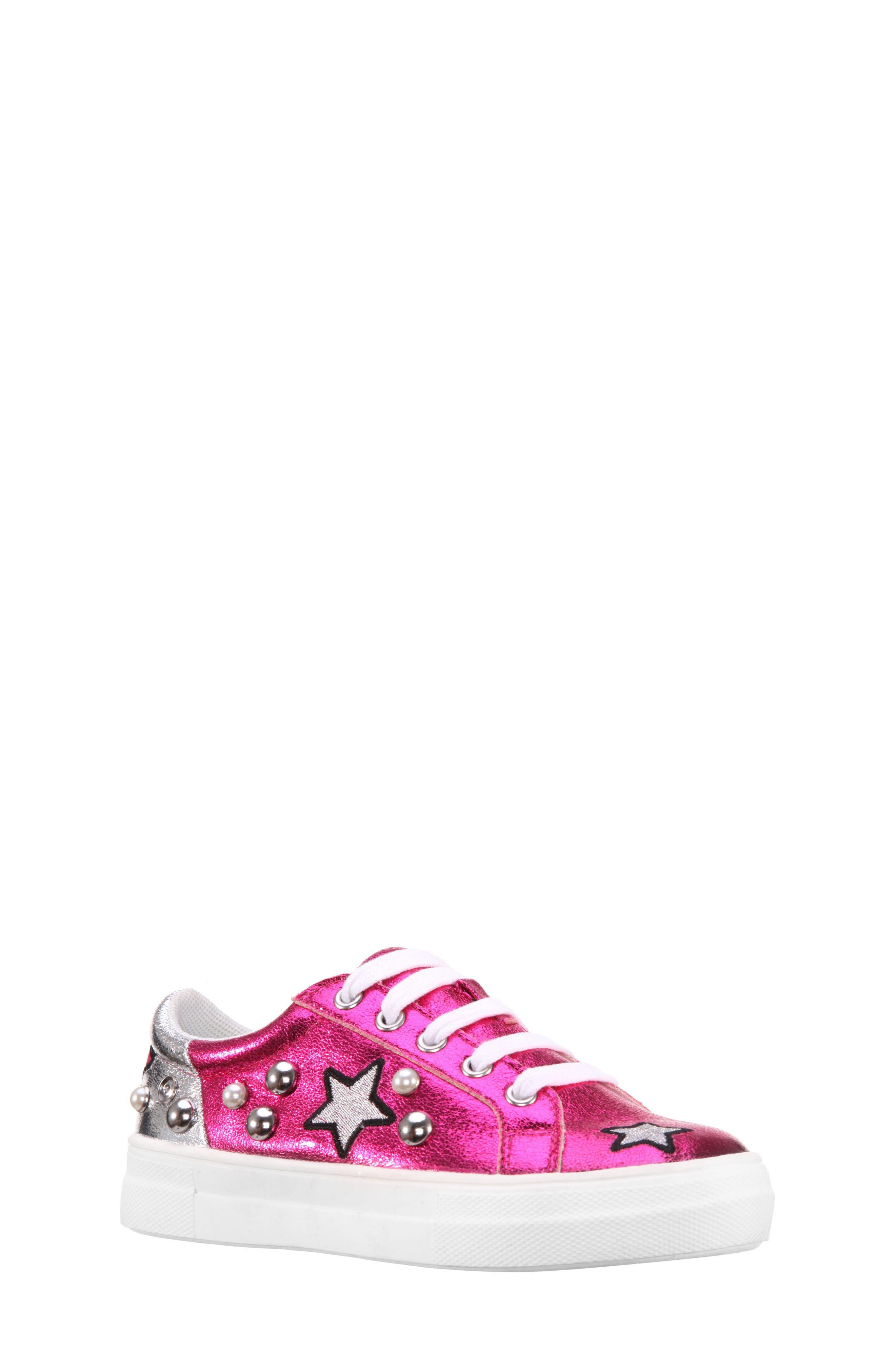Kryslyn Metallic Sneaker,                             Main thumbnail 1, color,                             694