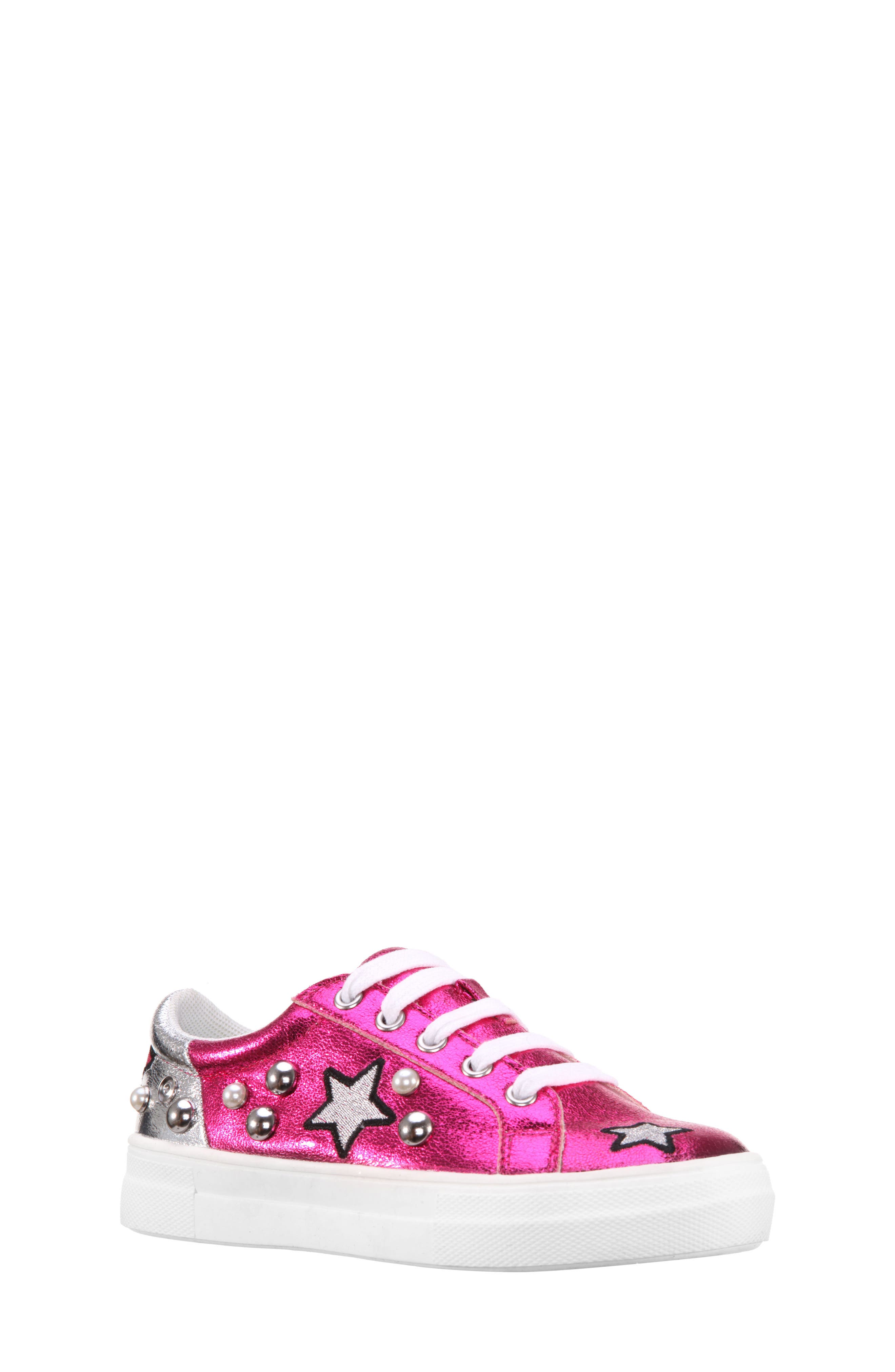 Kryslyn Metallic Sneaker,                         Main,                         color, 694