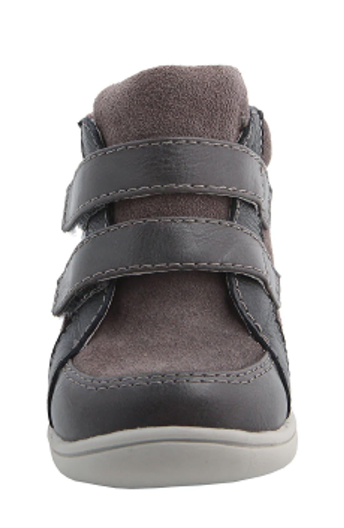 Nina 'Cairo' High Top Sneaker,                             Alternate thumbnail 5, color,                             064