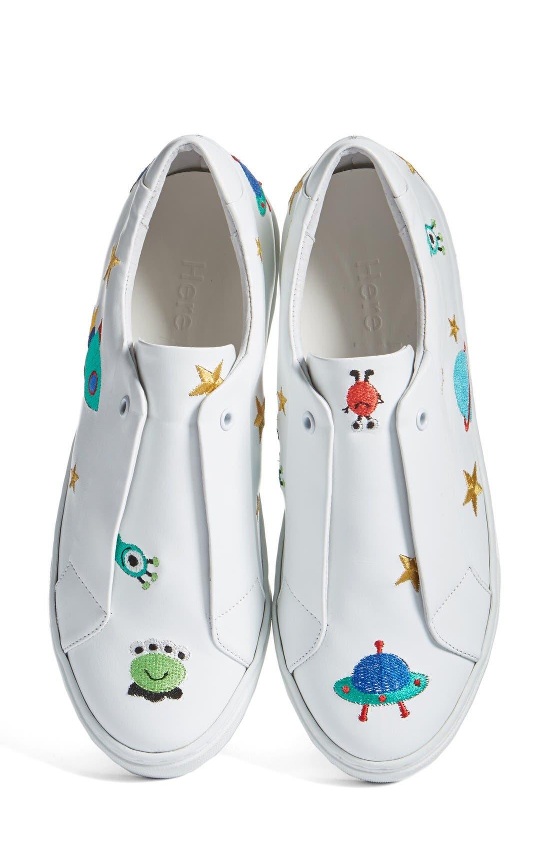 Halley Slip-On Sneaker,                         Main,                         color, 100