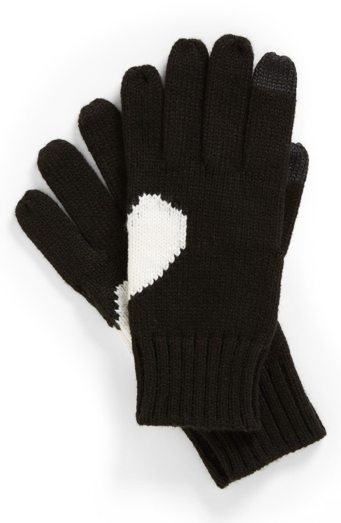 'Love' Gloves,                         Main,                         color, 005
