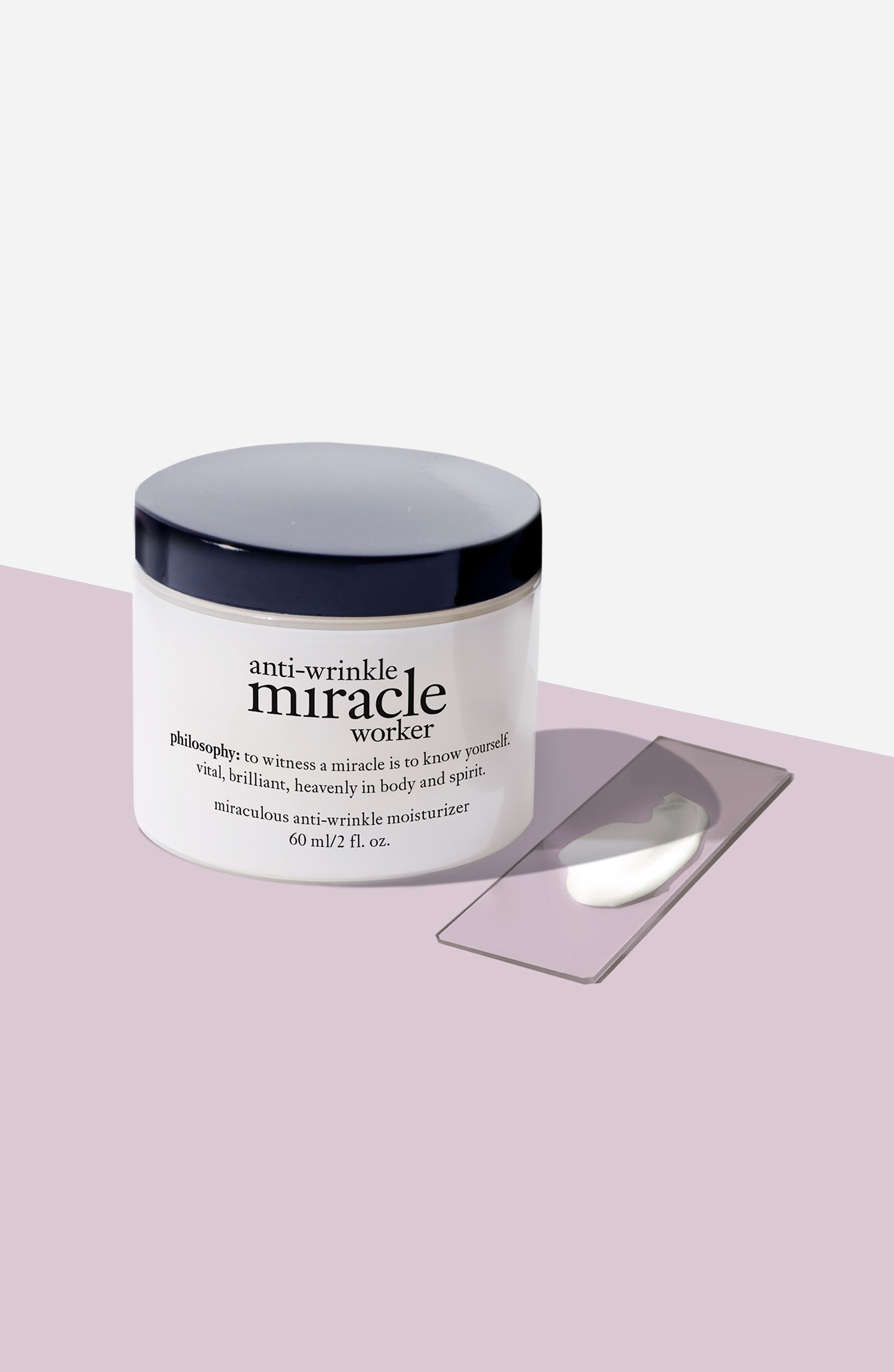 'anti-wrinkle miracle worker' miraculous anti-wrinkle moisturizer,                             Alternate thumbnail 4, color,                             NO COLOR