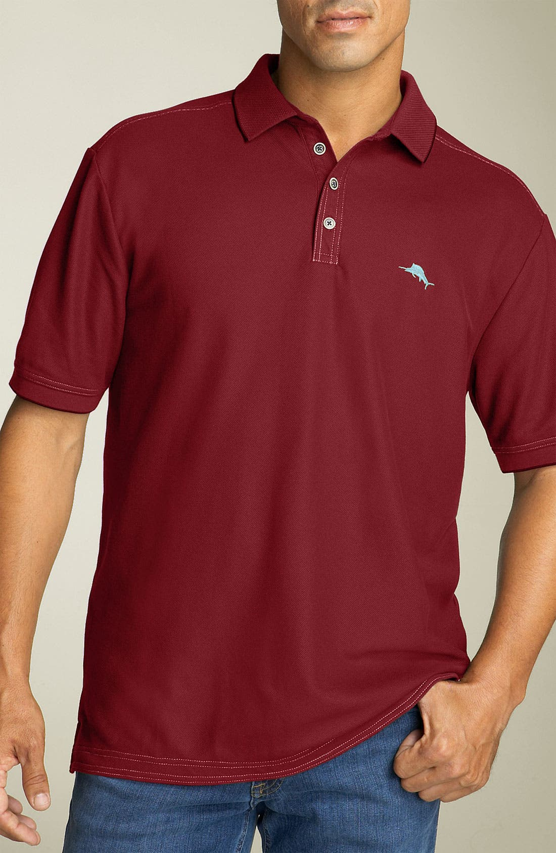 'The Emfielder' Original Fit Piqué Polo,                             Main thumbnail 95, color,