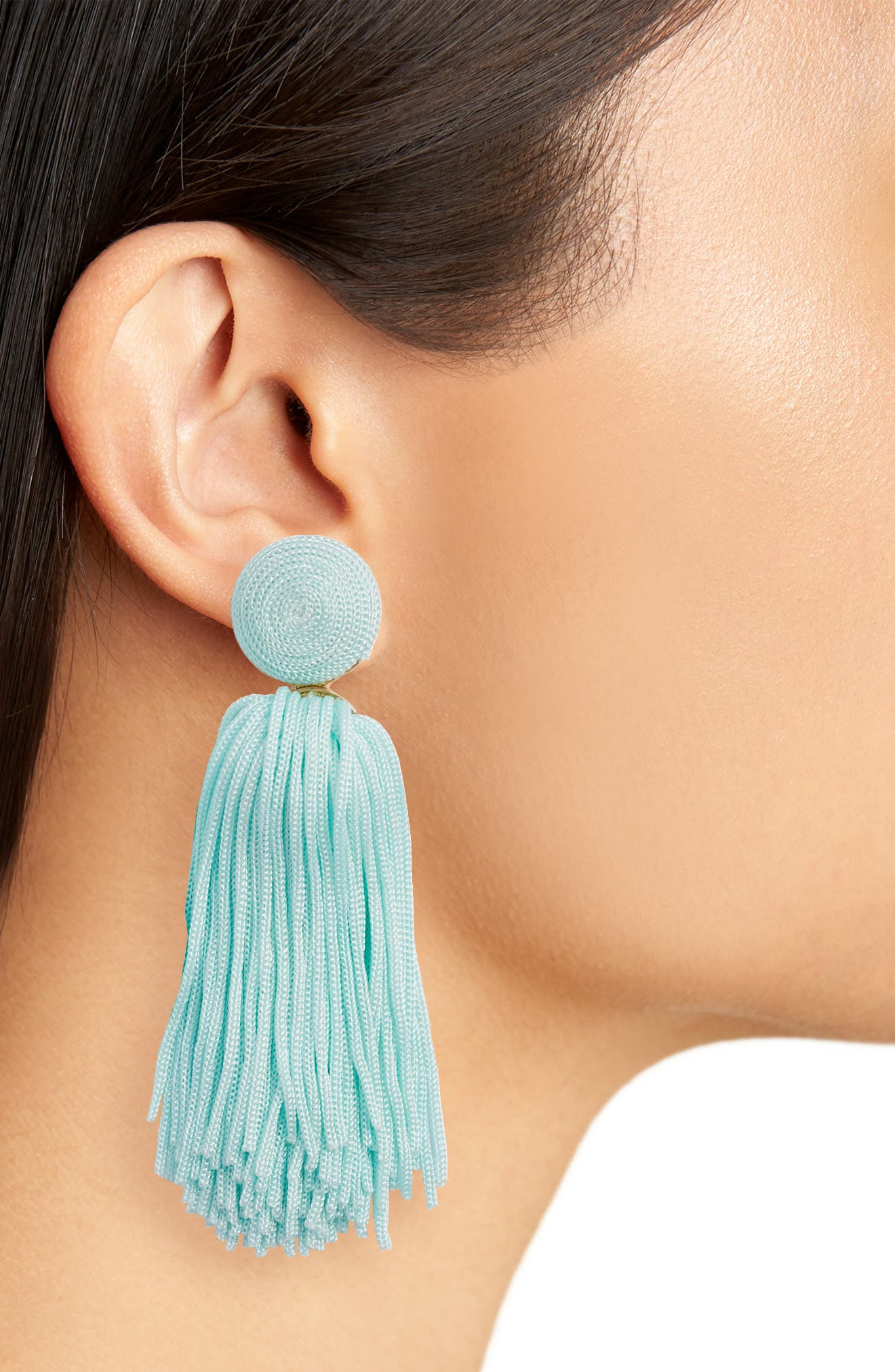 Sonatina Tassel Earrings,                             Alternate thumbnail 12, color,