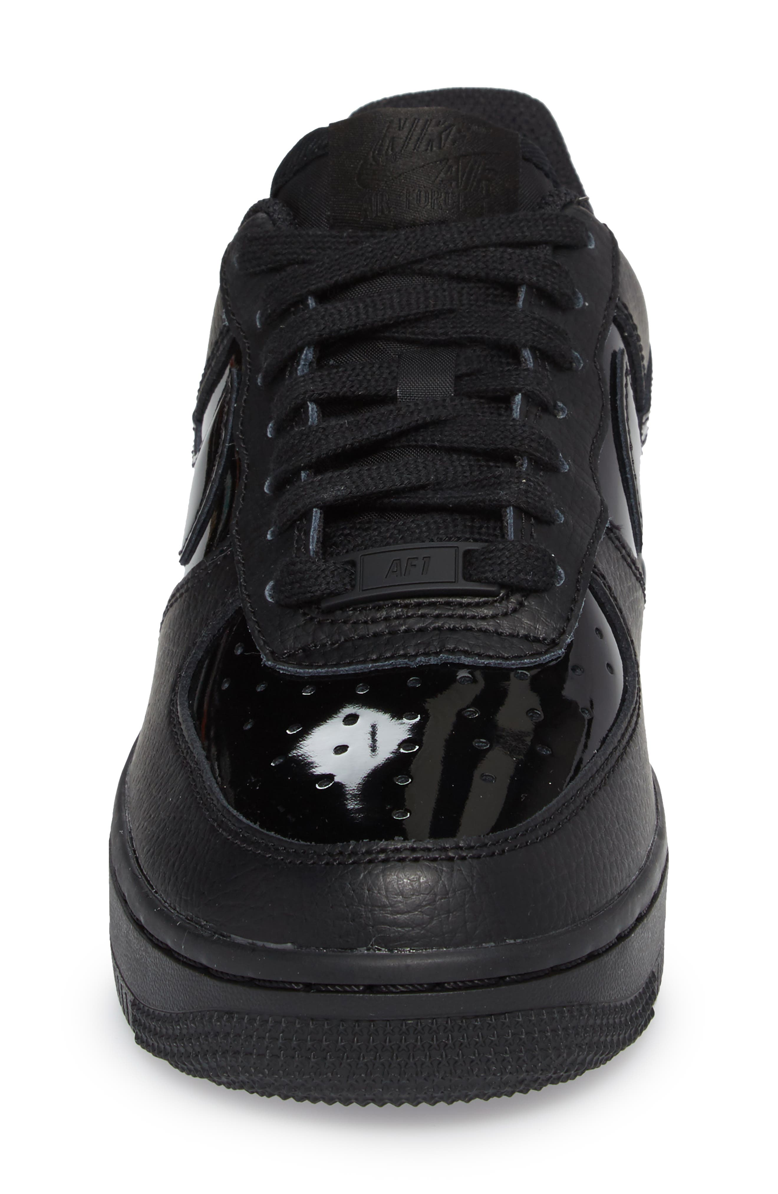 Air Force 1 '07 Sneaker,                             Alternate thumbnail 4, color,                             001