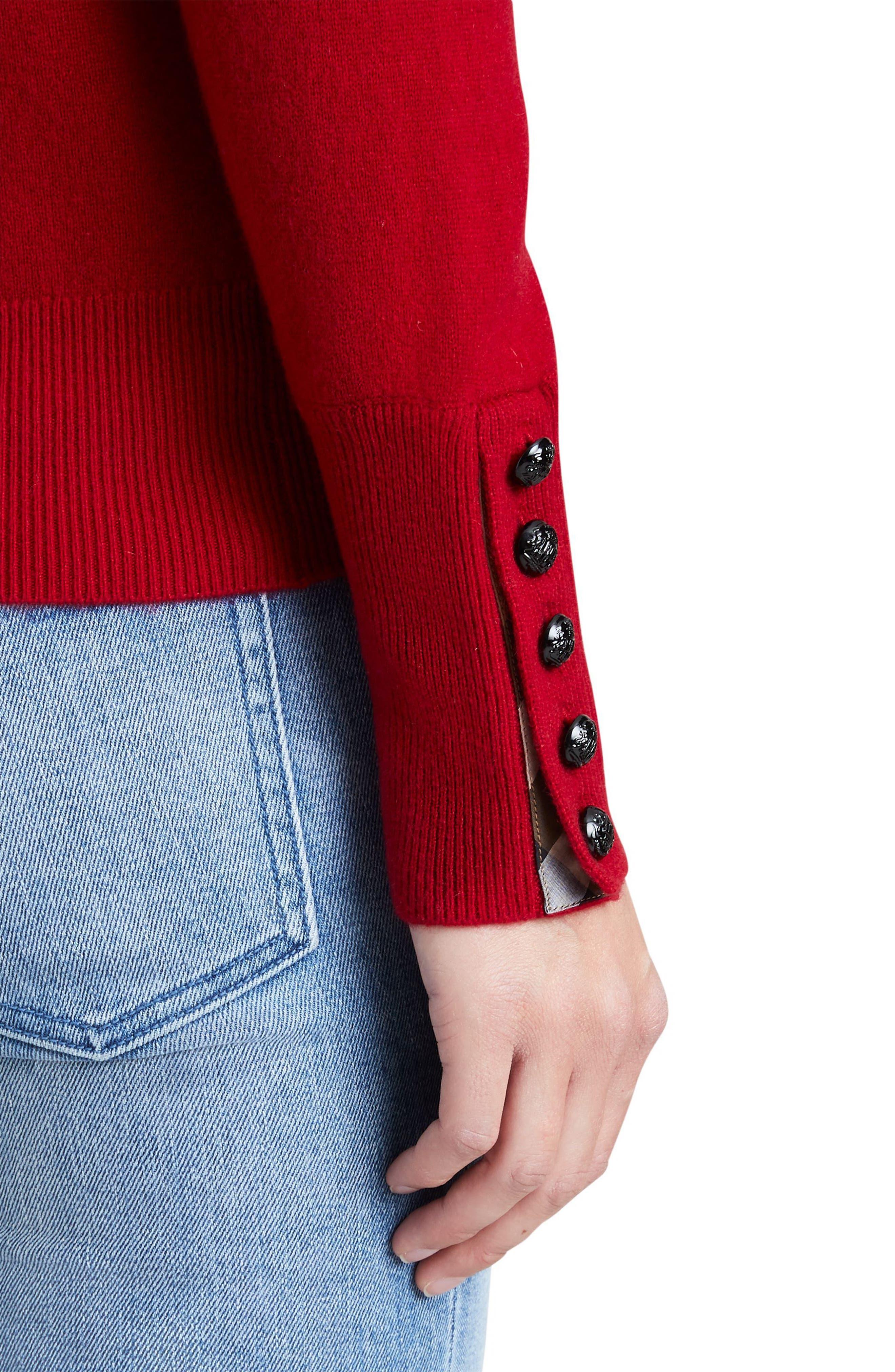 Carapelle Cashmere Sweater,                             Alternate thumbnail 9, color,