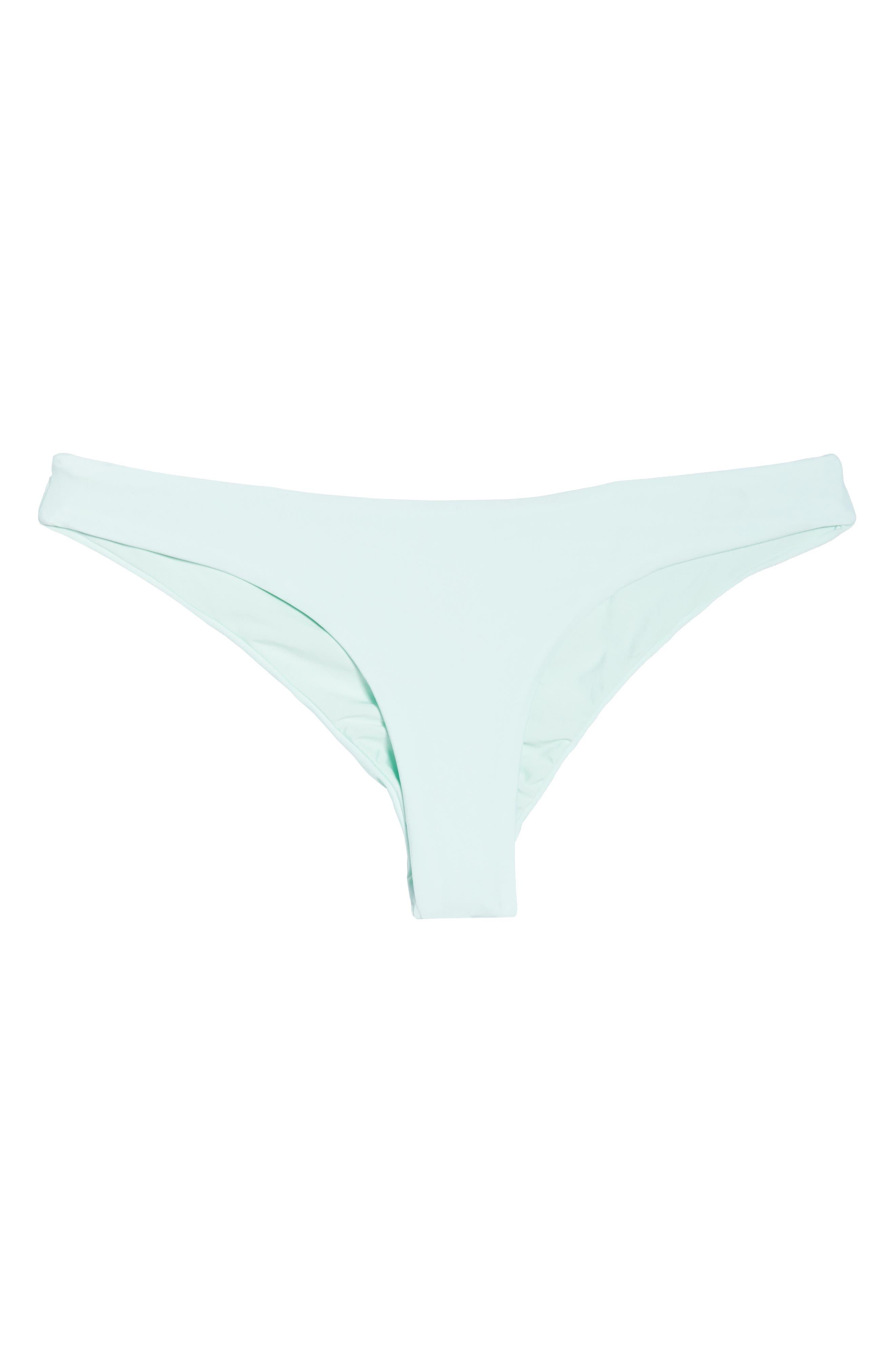 Ruched Bikini Bottoms,                             Alternate thumbnail 7, color,                             400