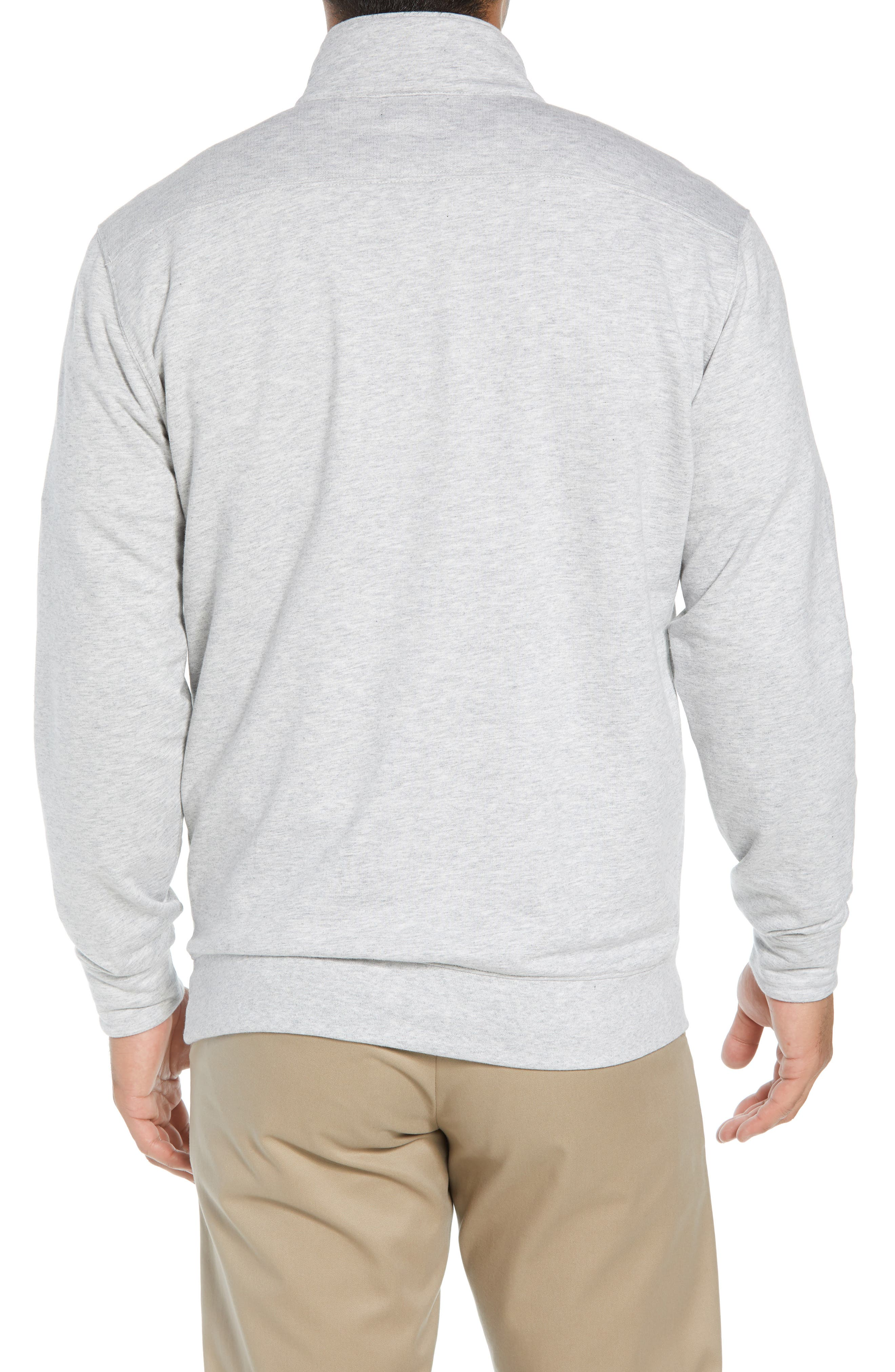 Clubhouse Pullover,                             Alternate thumbnail 2, color,                             GREY