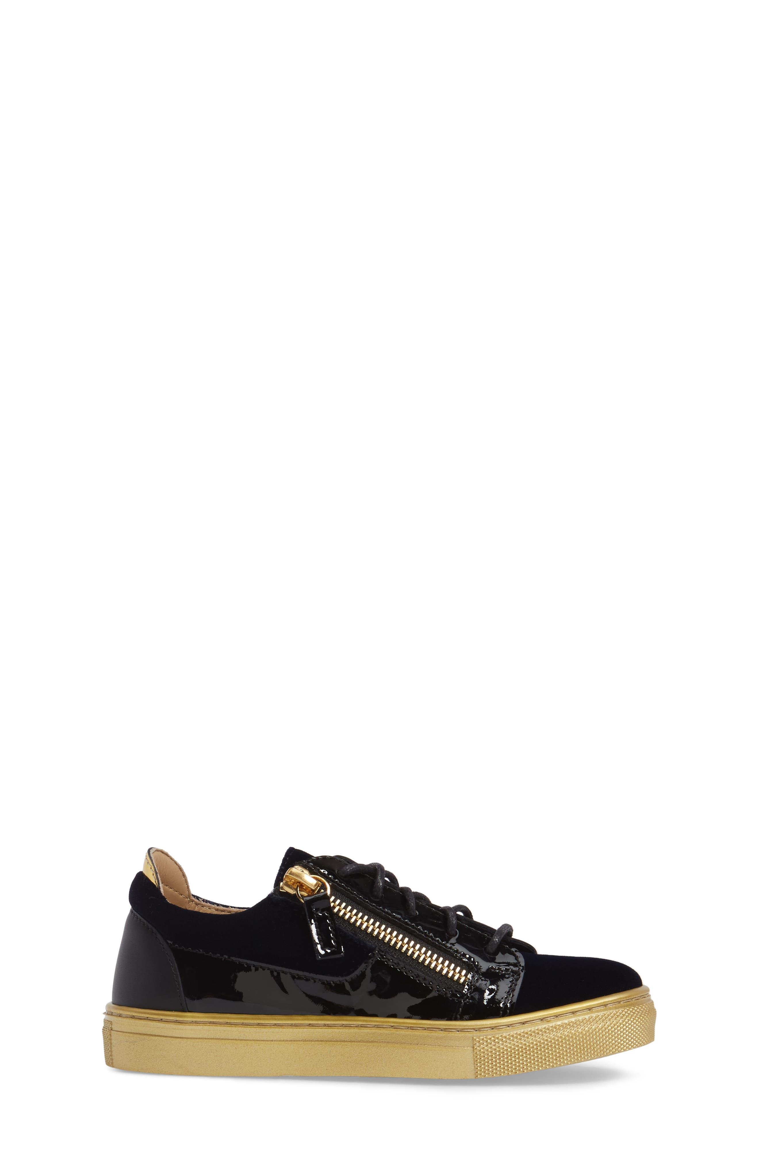 London Sneaker,                             Alternate thumbnail 3, color,                             400