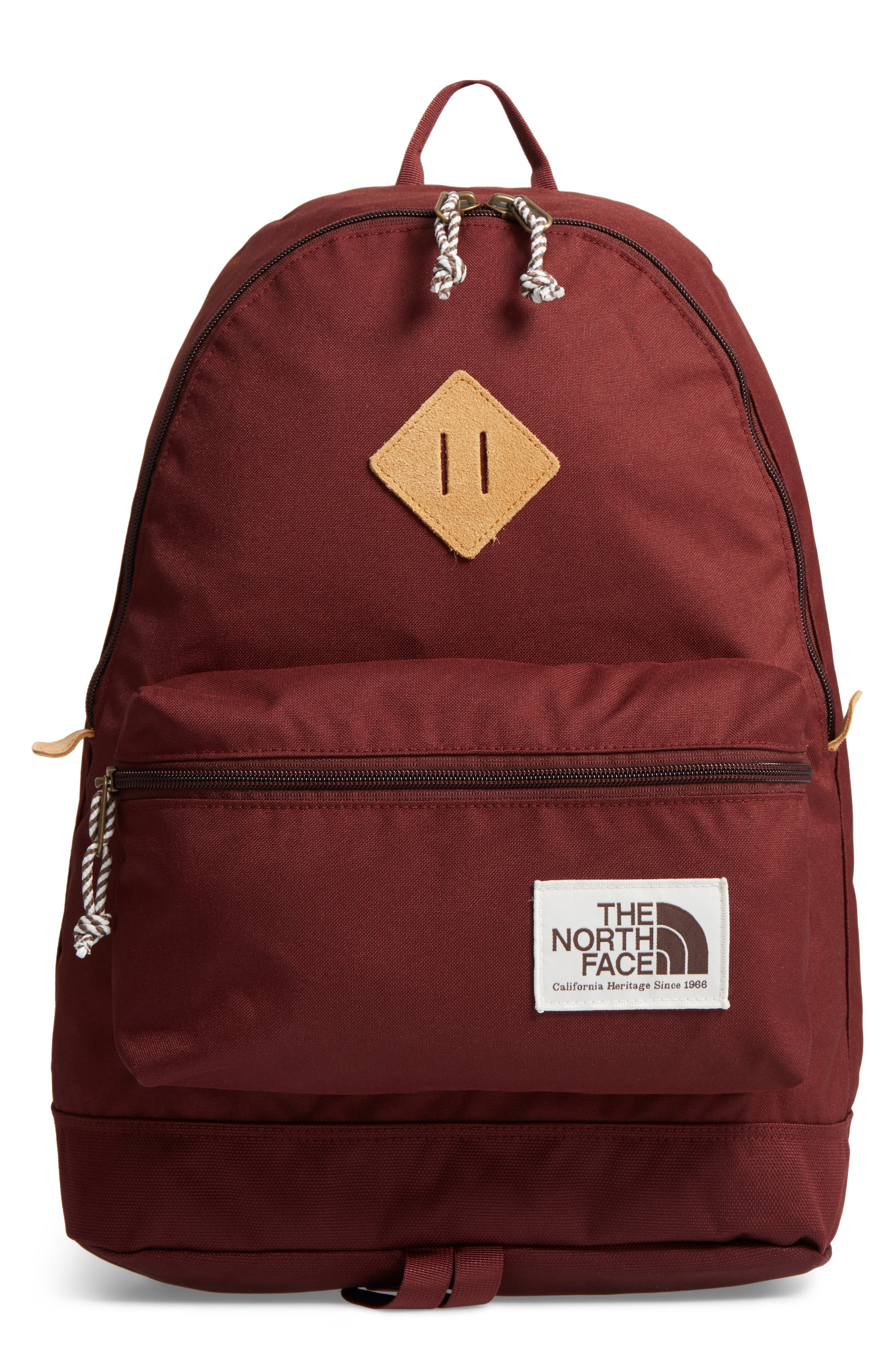Berkeley Backpack,                         Main,                         color, 602