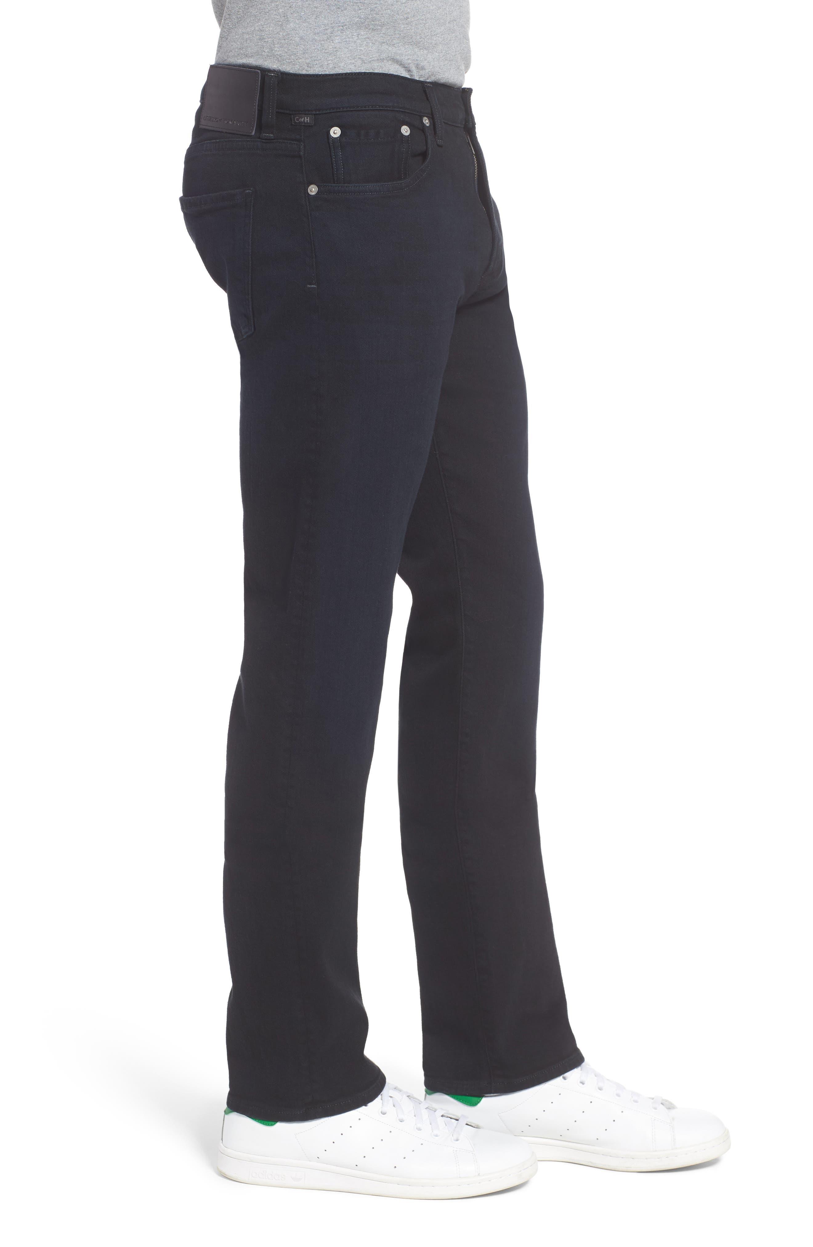 Gage Slim Straight Leg Jeans,                             Alternate thumbnail 3, color,                             401