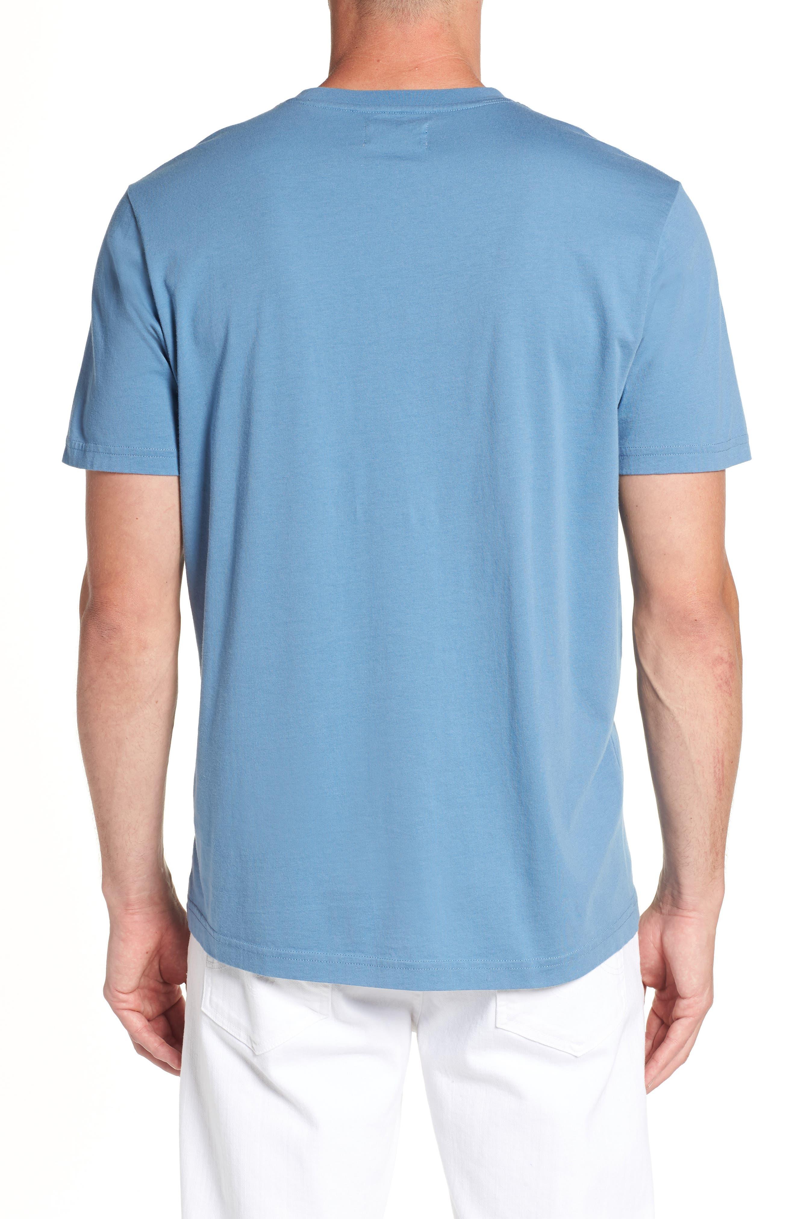 Appliqué Pocket T-Shirt,                             Alternate thumbnail 2, color,                             476