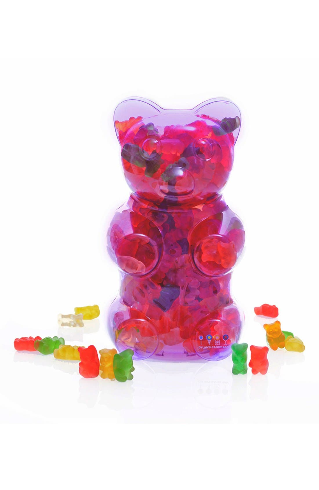 Gummy Bear Bank,                             Alternate thumbnail 4, color,                             400
