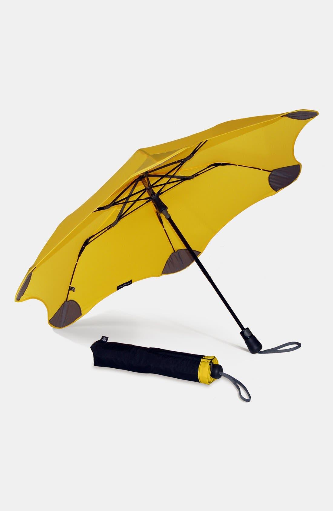 Metro Umbrella,                         Main,                         color, YELLOW