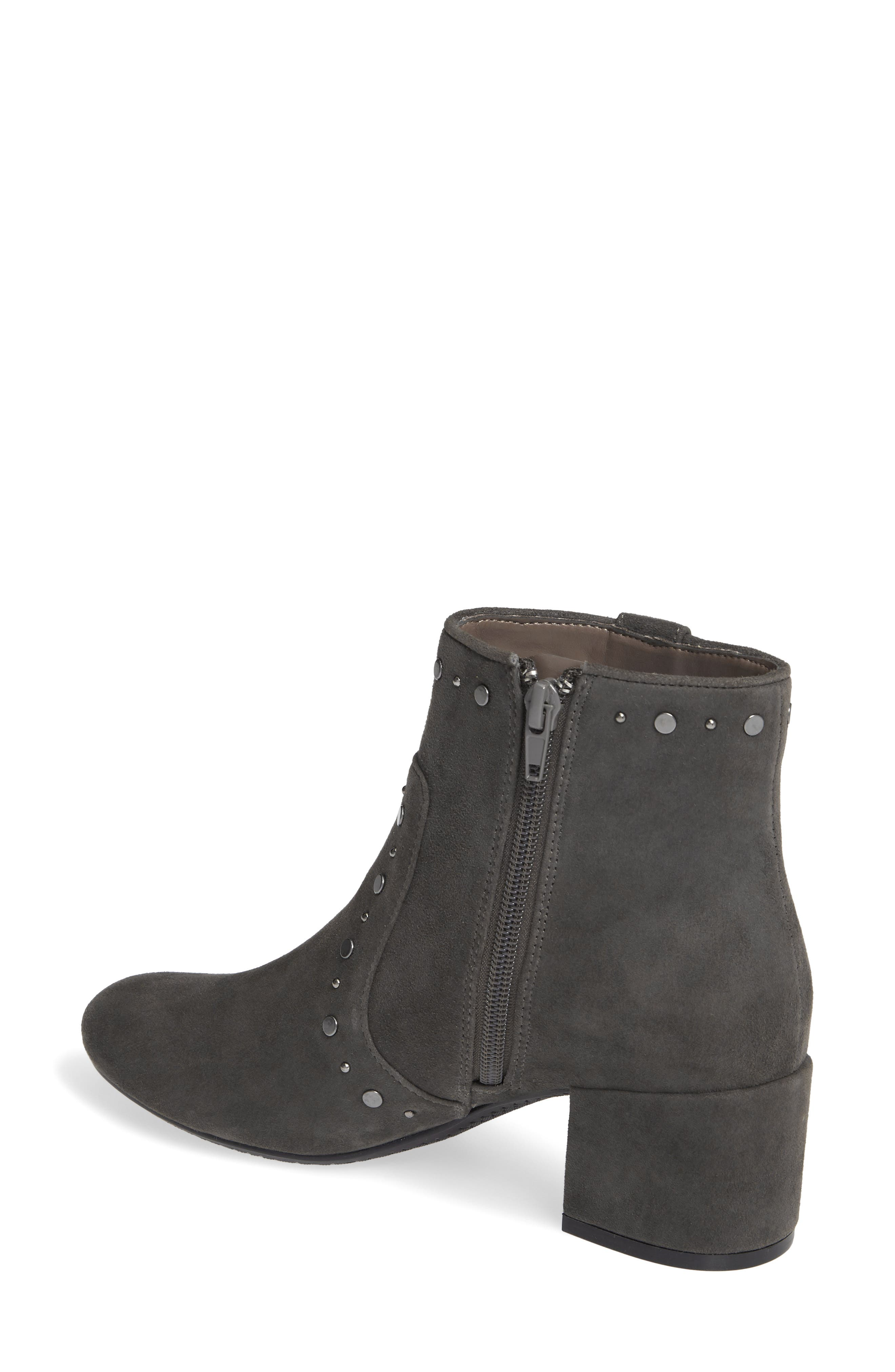 Don Bootie,                             Alternate thumbnail 2, color,                             CHARCOAL SUEDE