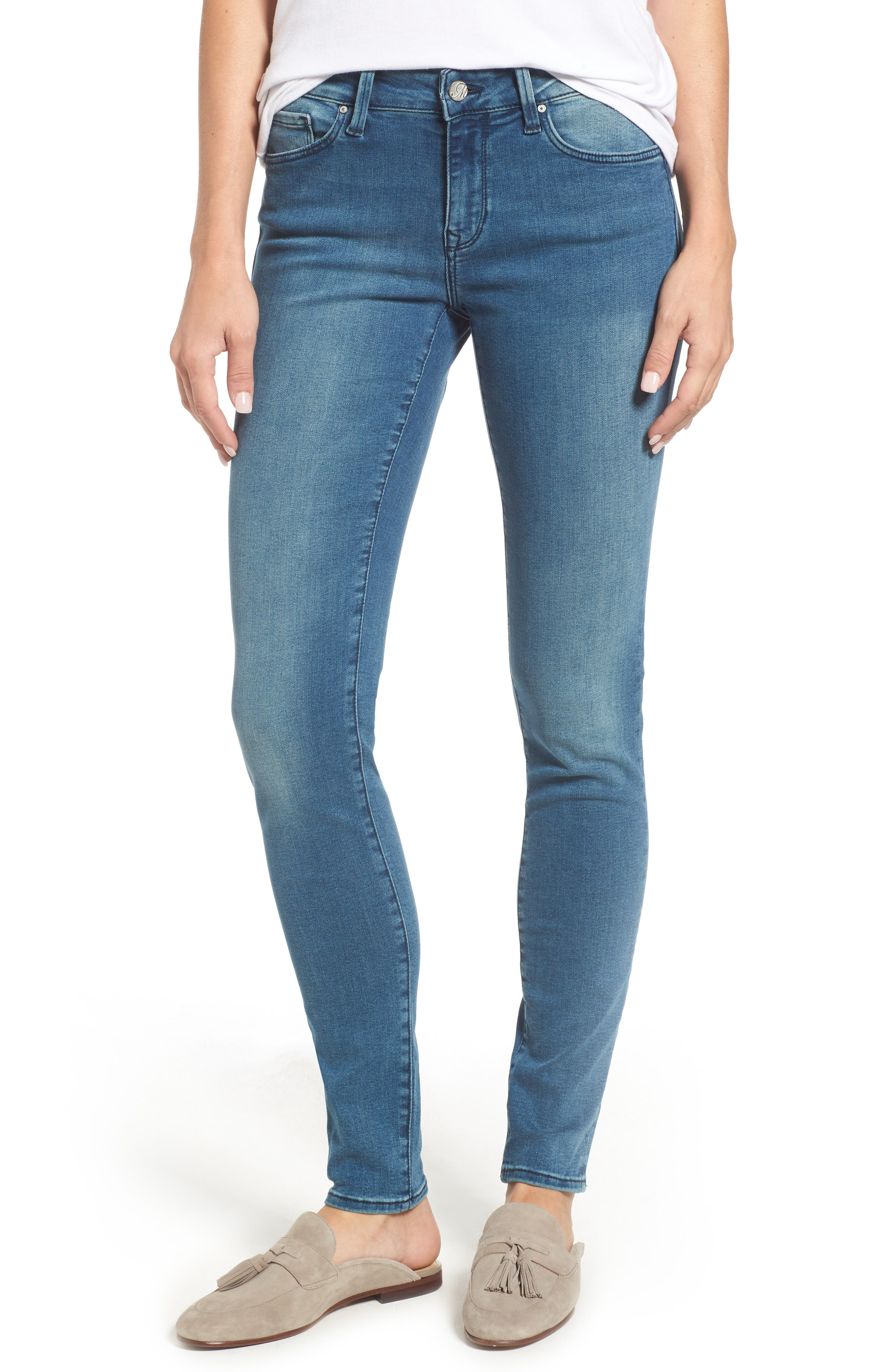 Adriana Ankle Skinny Jeans,                         Main,                         color, 420