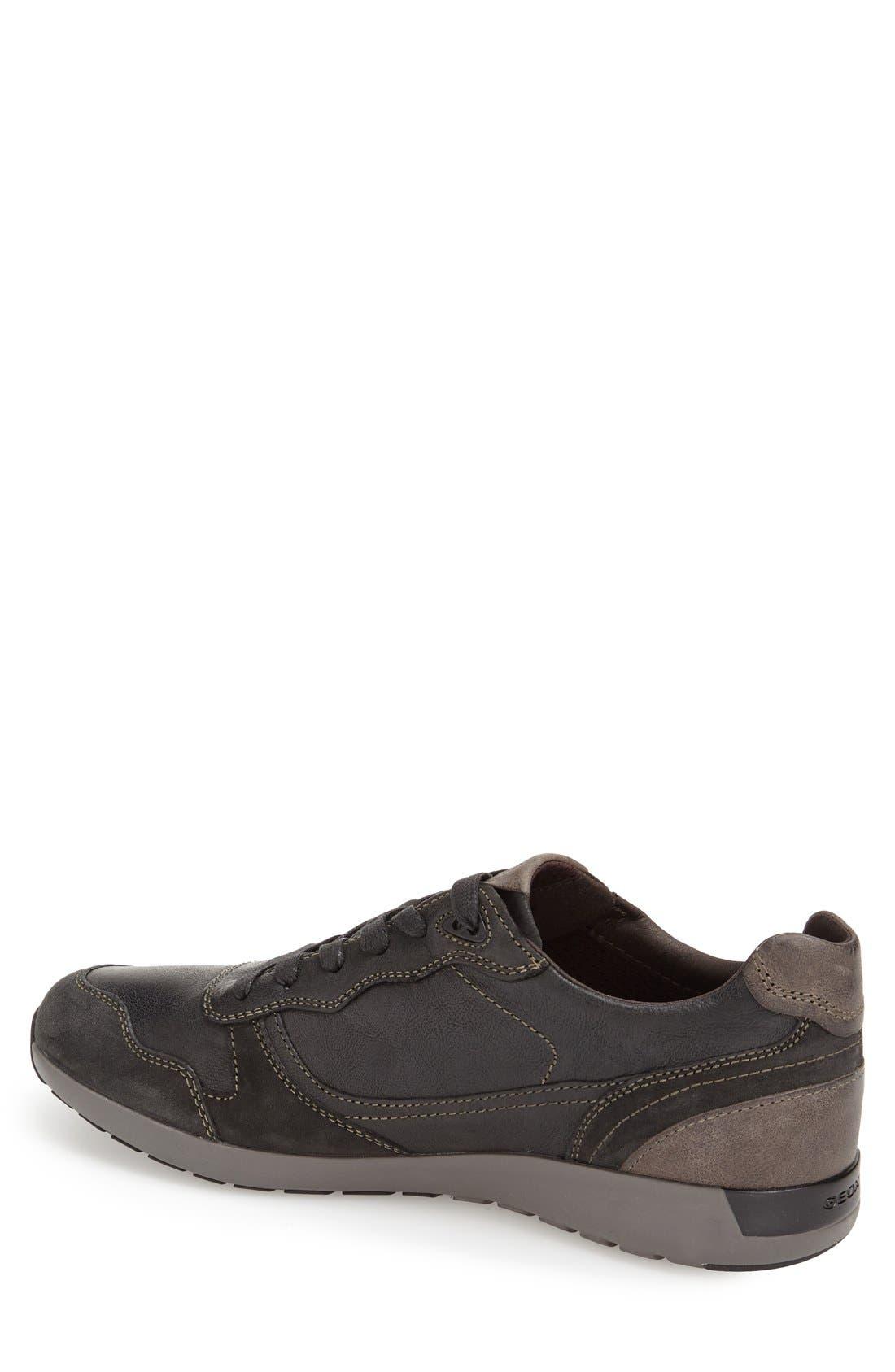 'Jepson' Sneaker,                             Alternate thumbnail 3, color,                             001