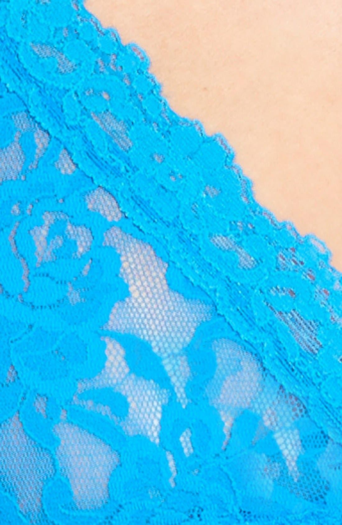 'Signature Lace' Bralette,                             Alternate thumbnail 56, color,