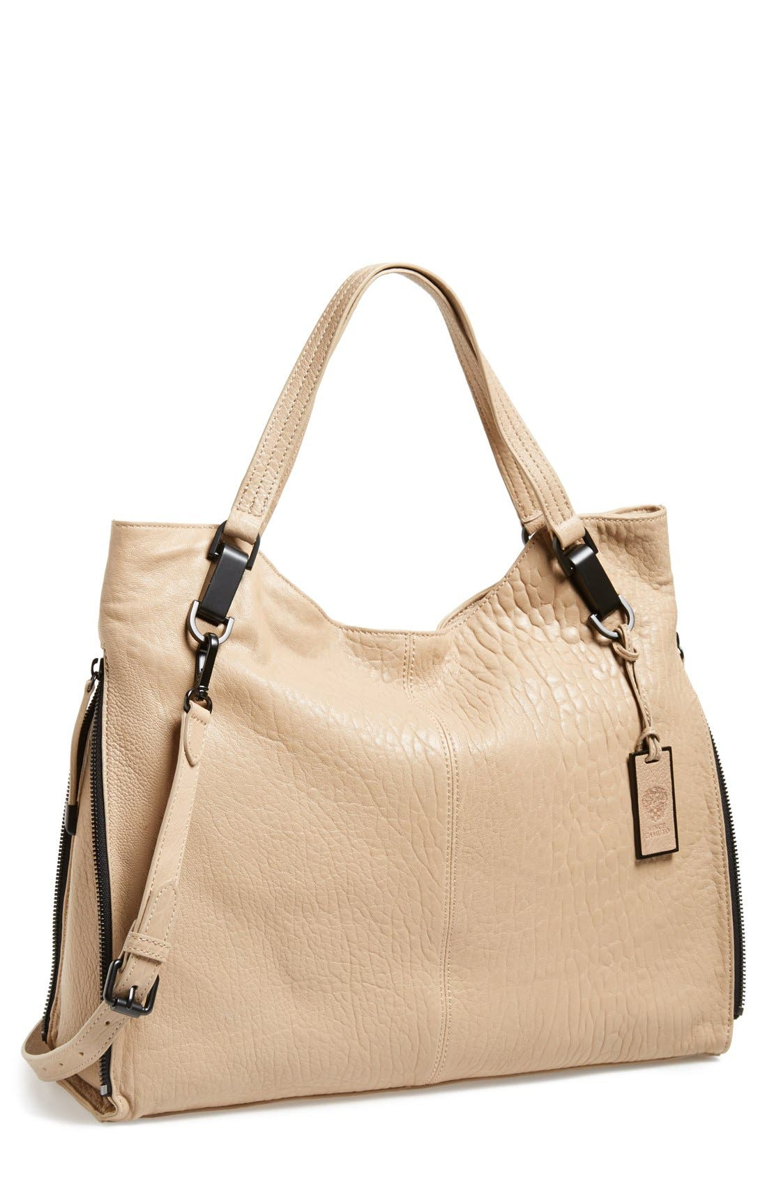 'Riley' Leather Tote,                             Main thumbnail 15, color,