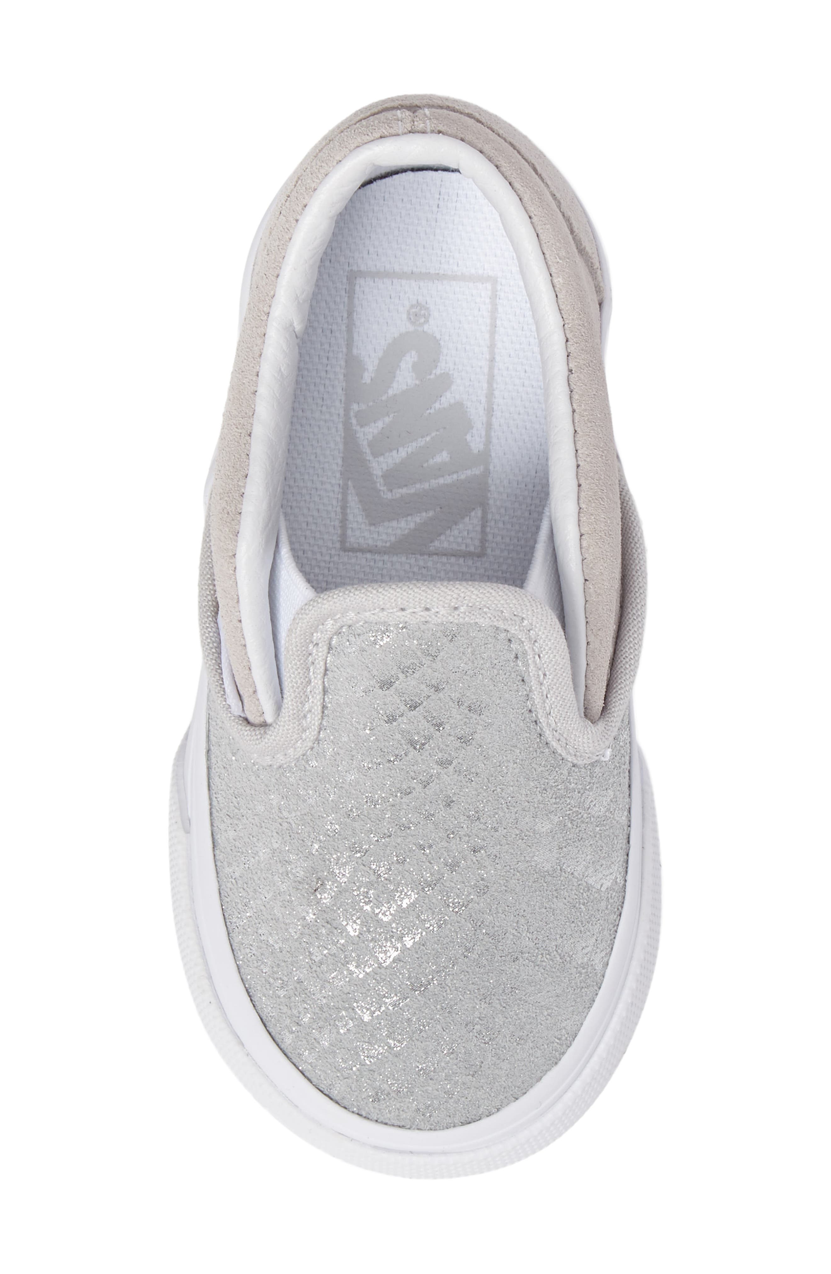 Classic Slip-On Sneaker,                             Alternate thumbnail 5, color,                             040