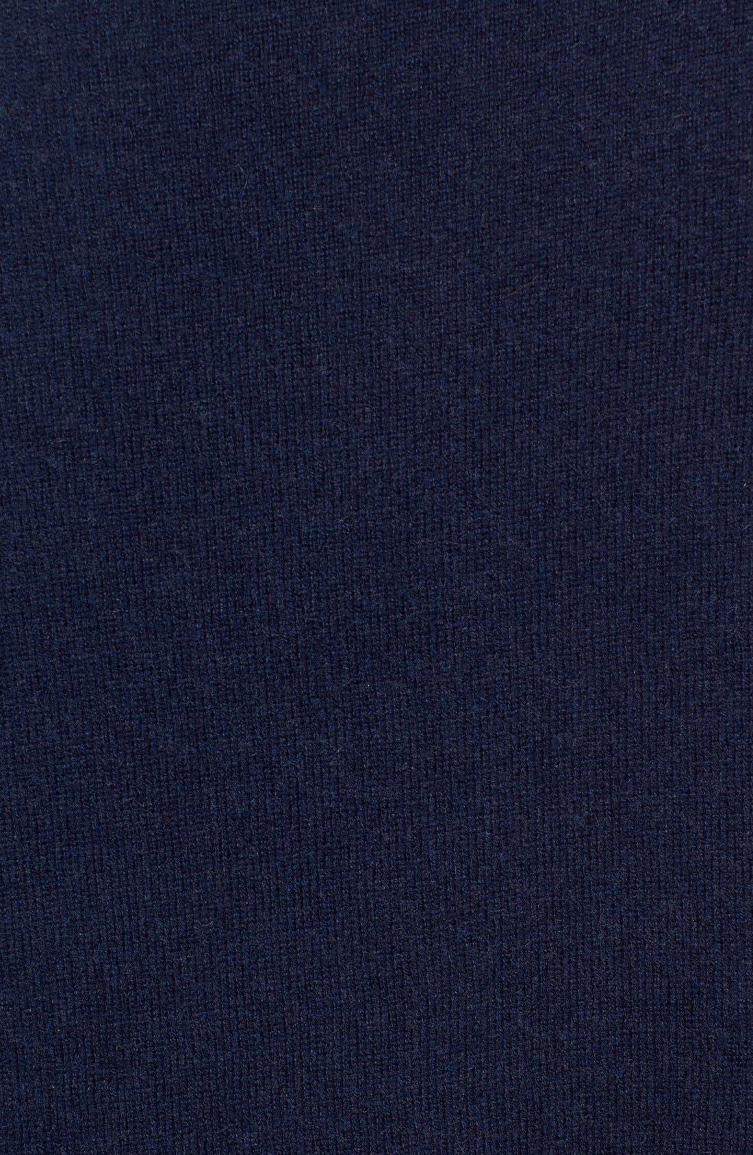 Wool & Cashmere Drape Front Sweater Vest,                             Alternate thumbnail 39, color,