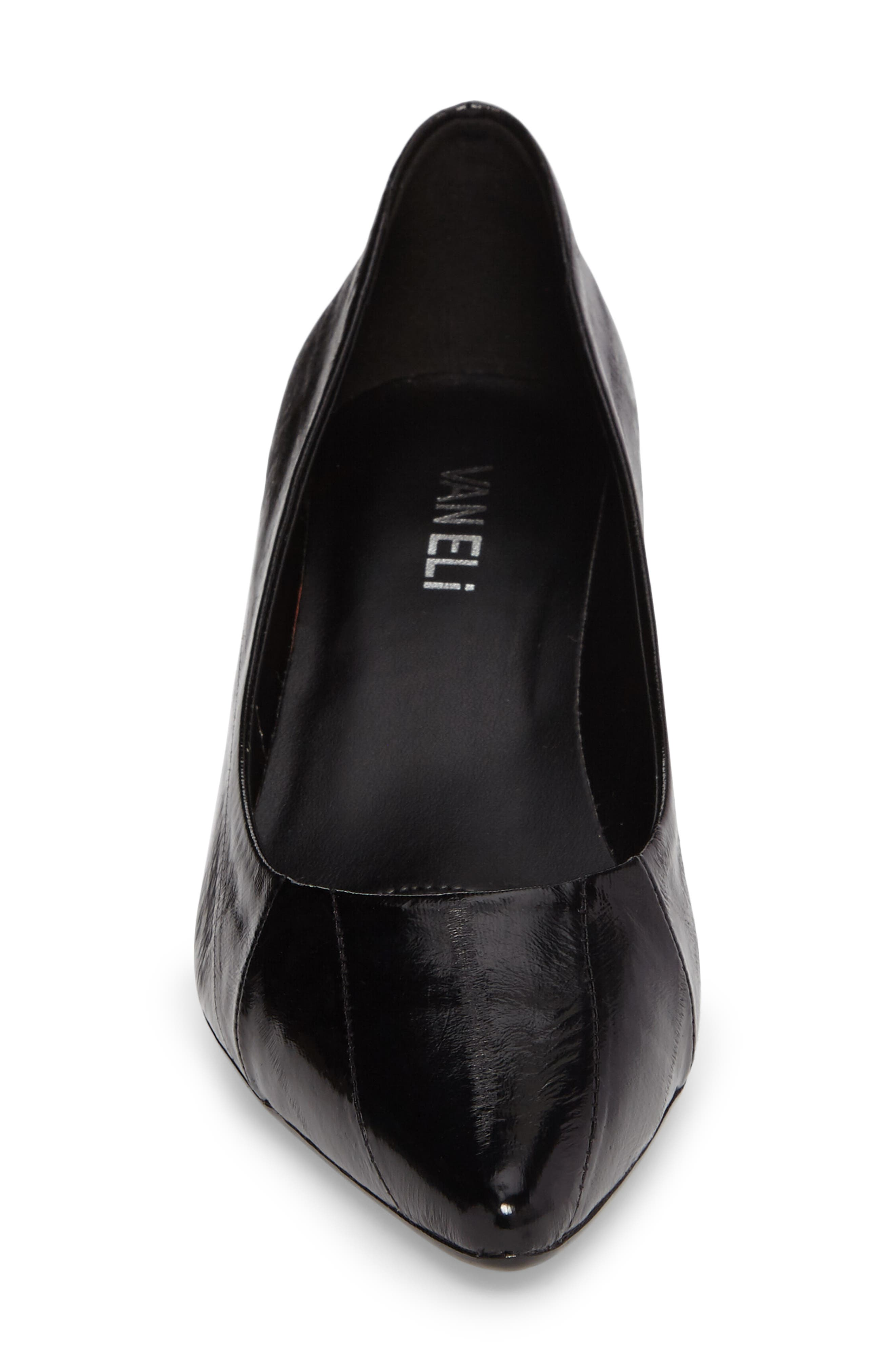 Tommy Pointy Toe Pump,                             Alternate thumbnail 4, color,                             002