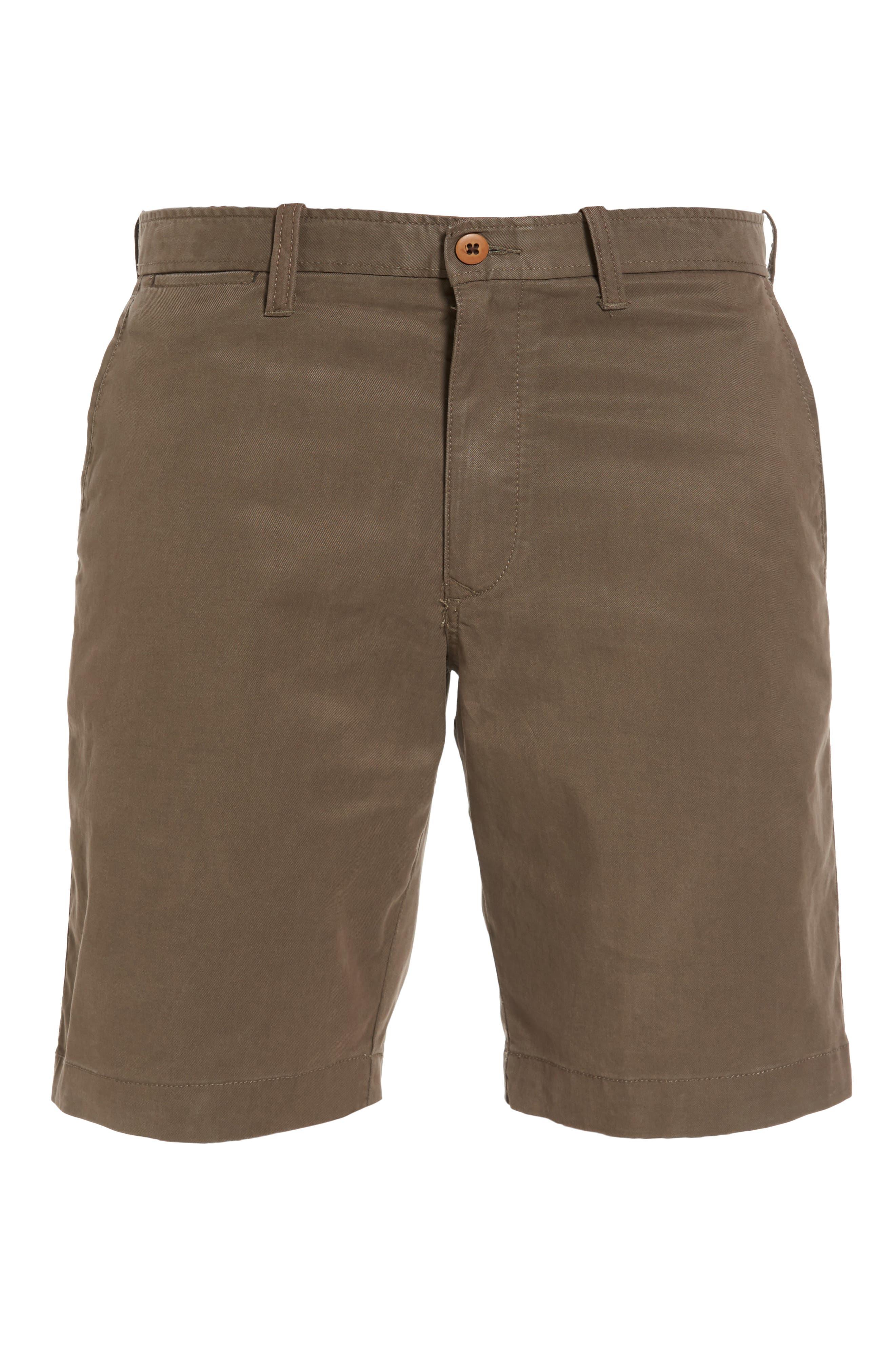 'Offshore' Flat Front Shorts,                             Alternate thumbnail 43, color,