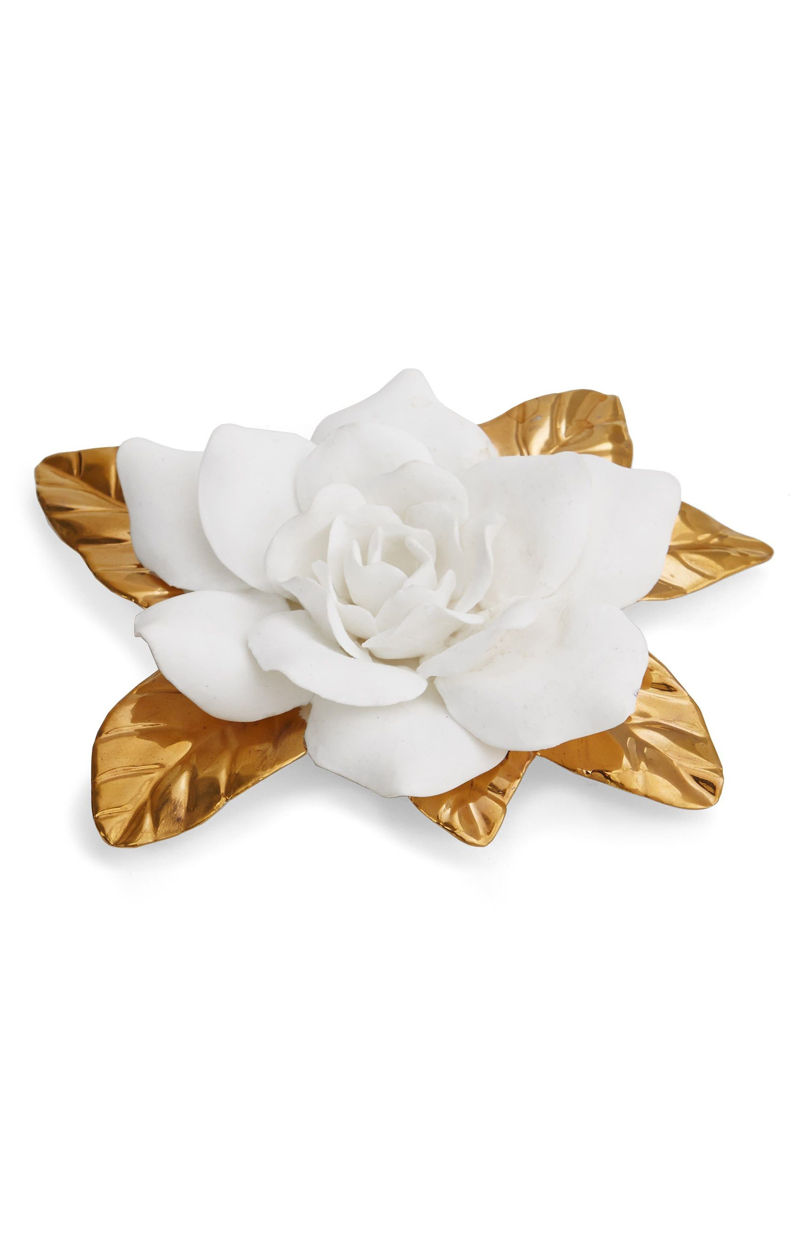 Porcelain Gardenia,                         Main,                         color, WHITE