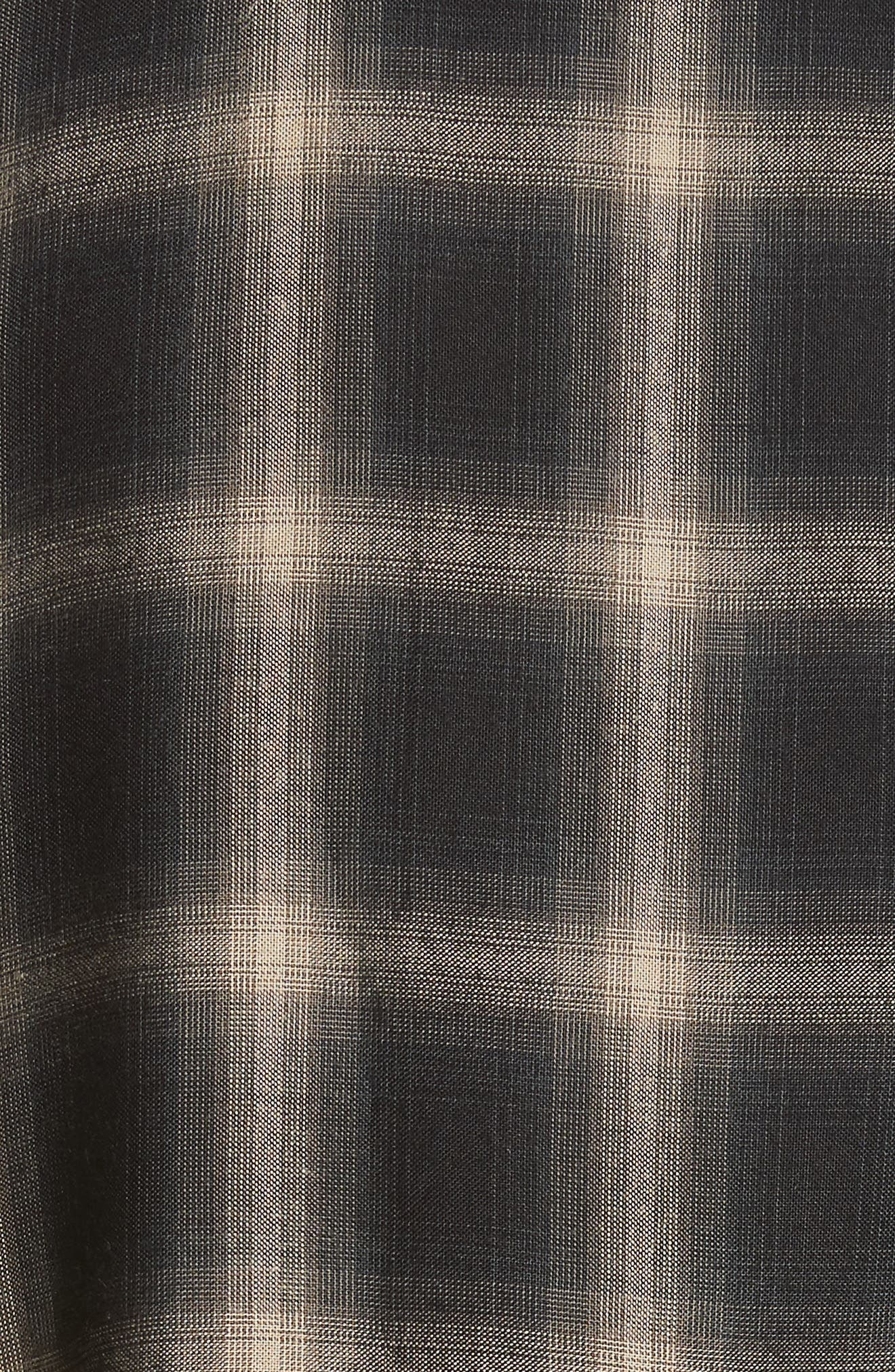 Check Woven Shirt,                             Alternate thumbnail 5, color,                             020