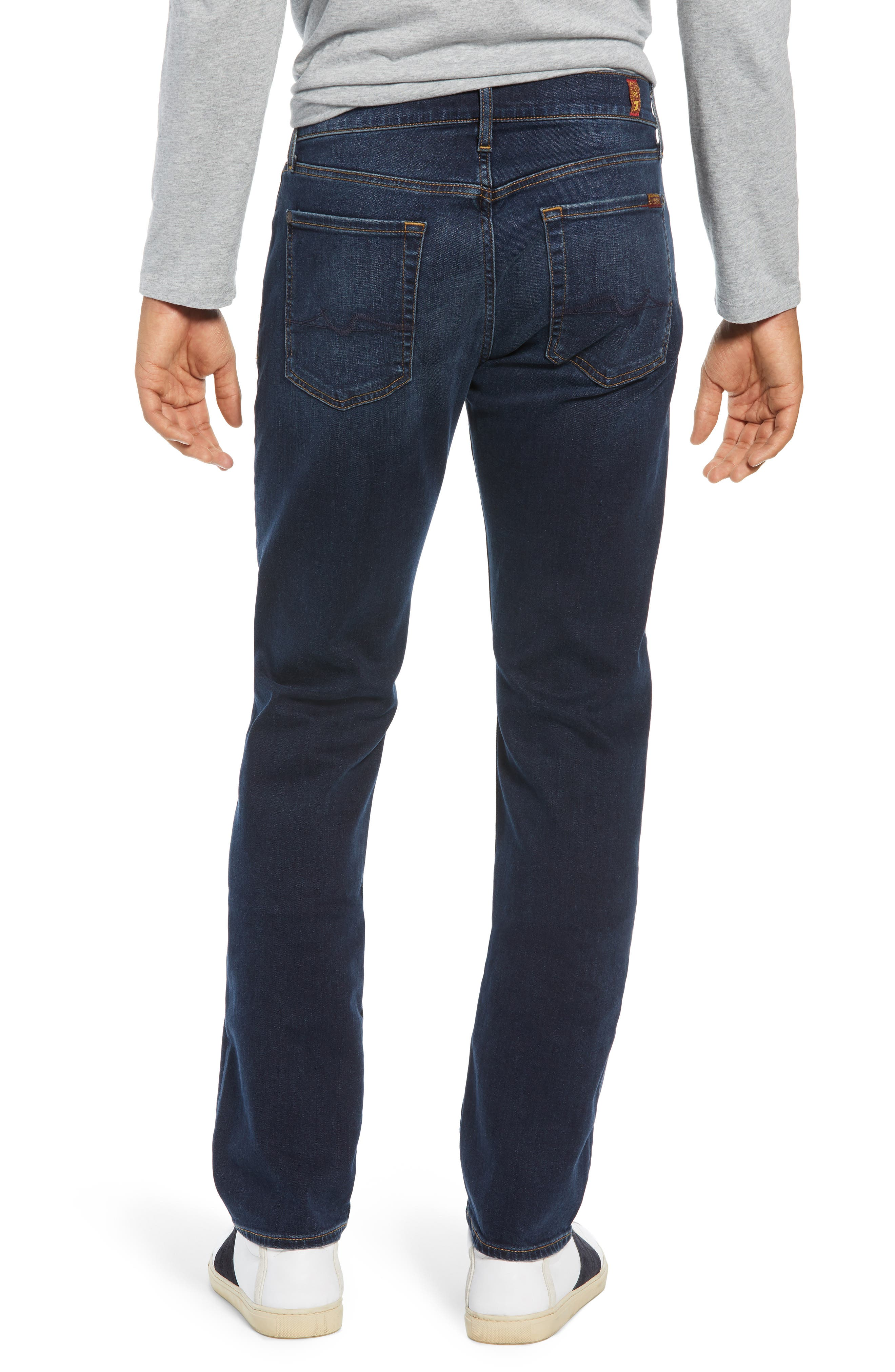 Slimmy Slim Fit Jeans,                             Alternate thumbnail 2, color,                             LONEWOLF