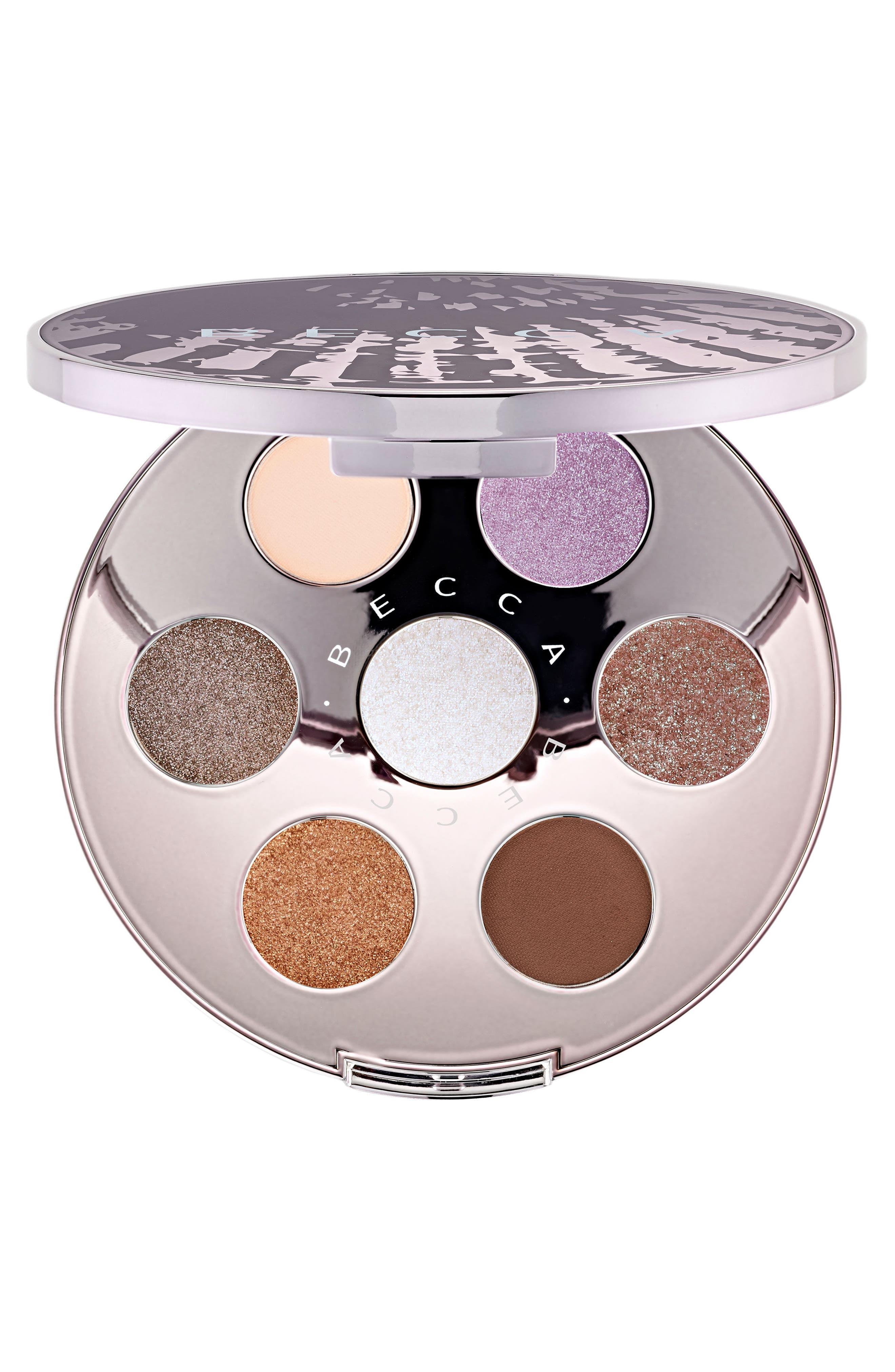 BECCA Ocean Jewels Eyeshadow Palette,                         Main,                         color, 000