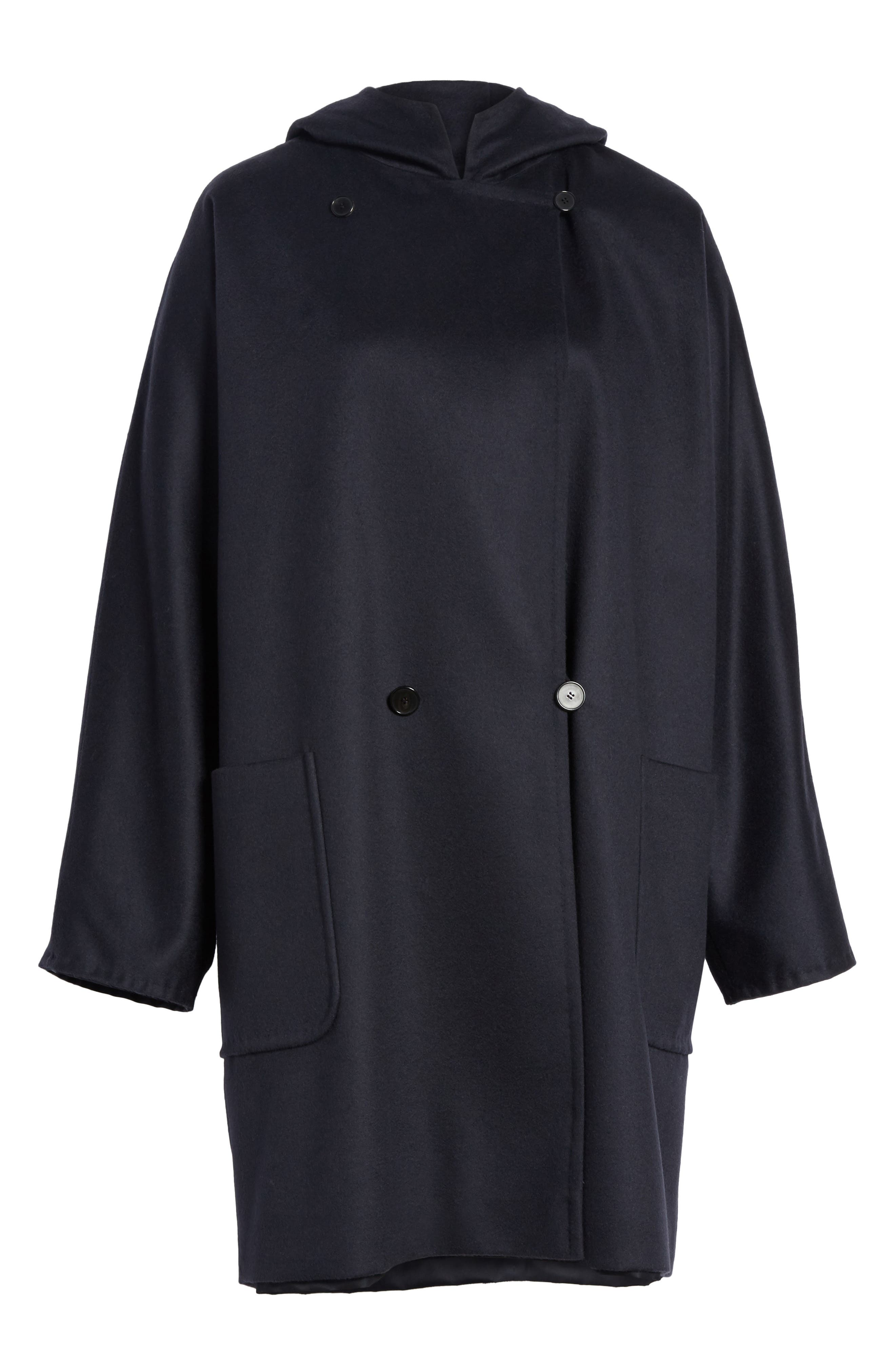 Jacopo Reversible Hooded Coat,                             Alternate thumbnail 5, color,