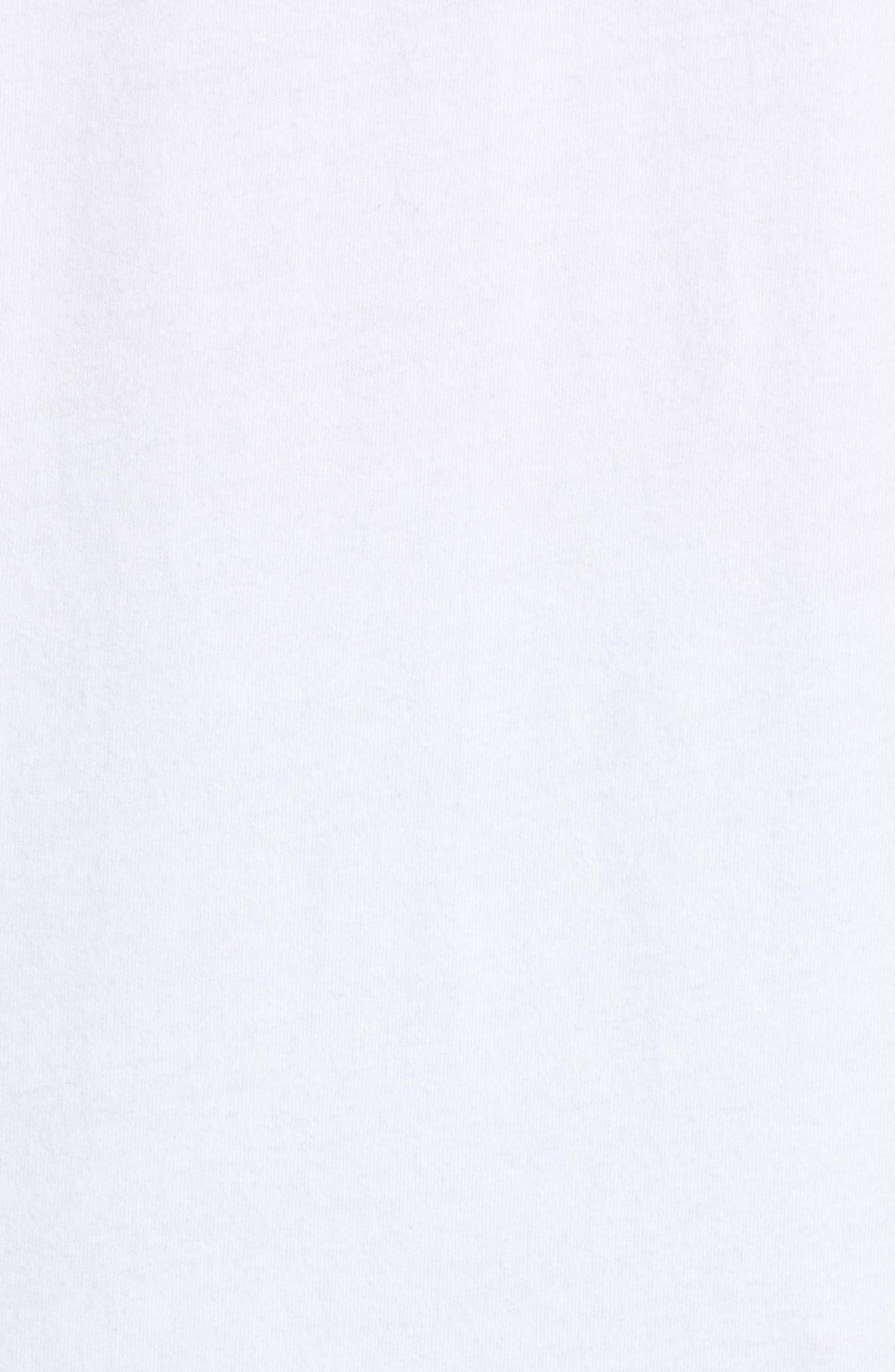 Twin Palms Graphic T-Shirt,                             Alternate thumbnail 5, color,                             101