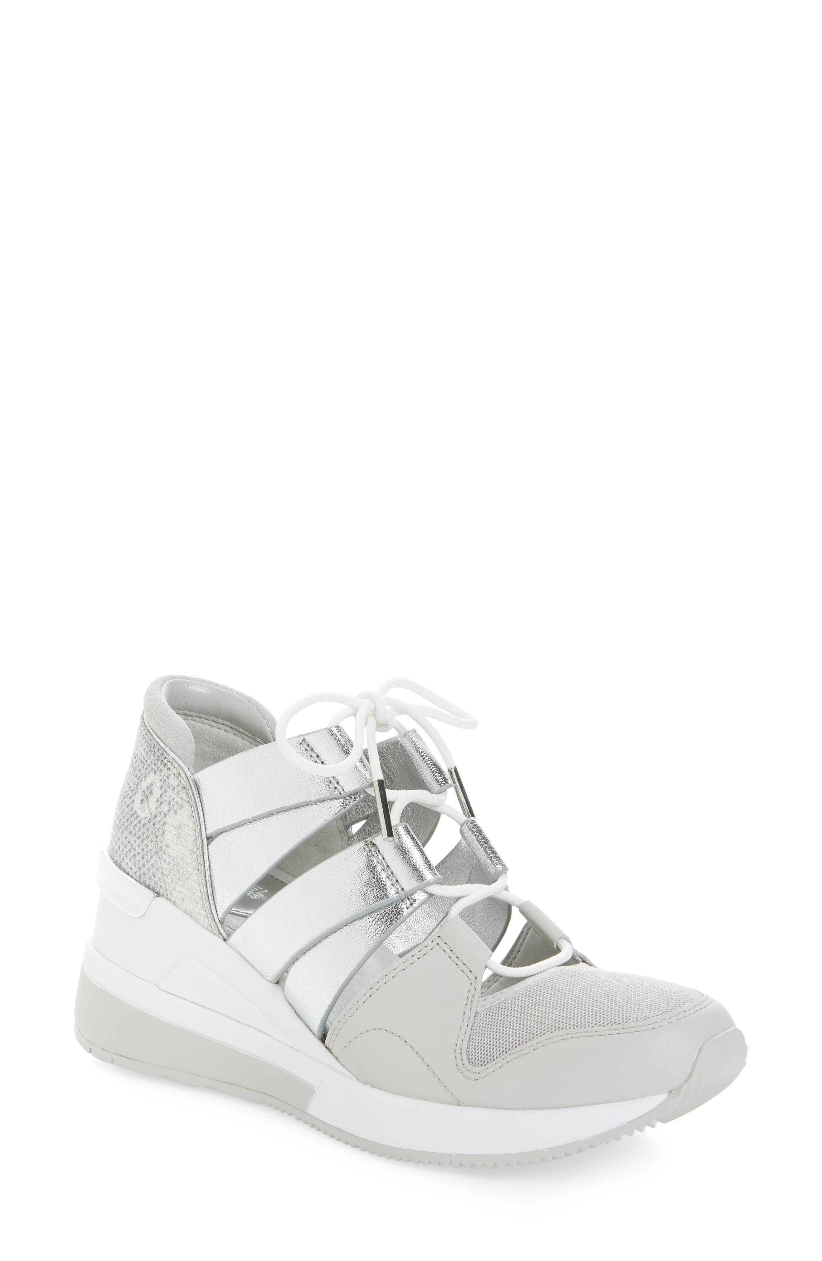 MICHAEL MICHAEL KORS Beckett Sneaker, Main, color, 040