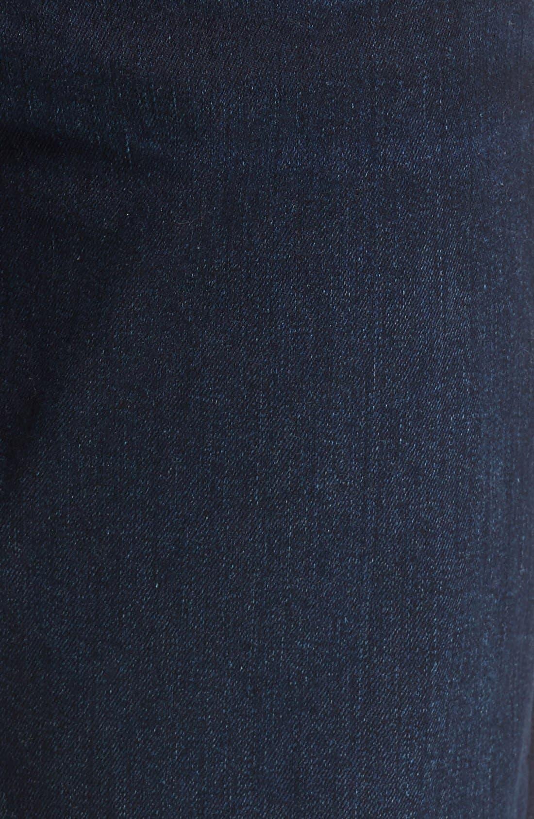 Brixton Kinetic Slim Straight Leg Jeans,                             Alternate thumbnail 6, color,                             400