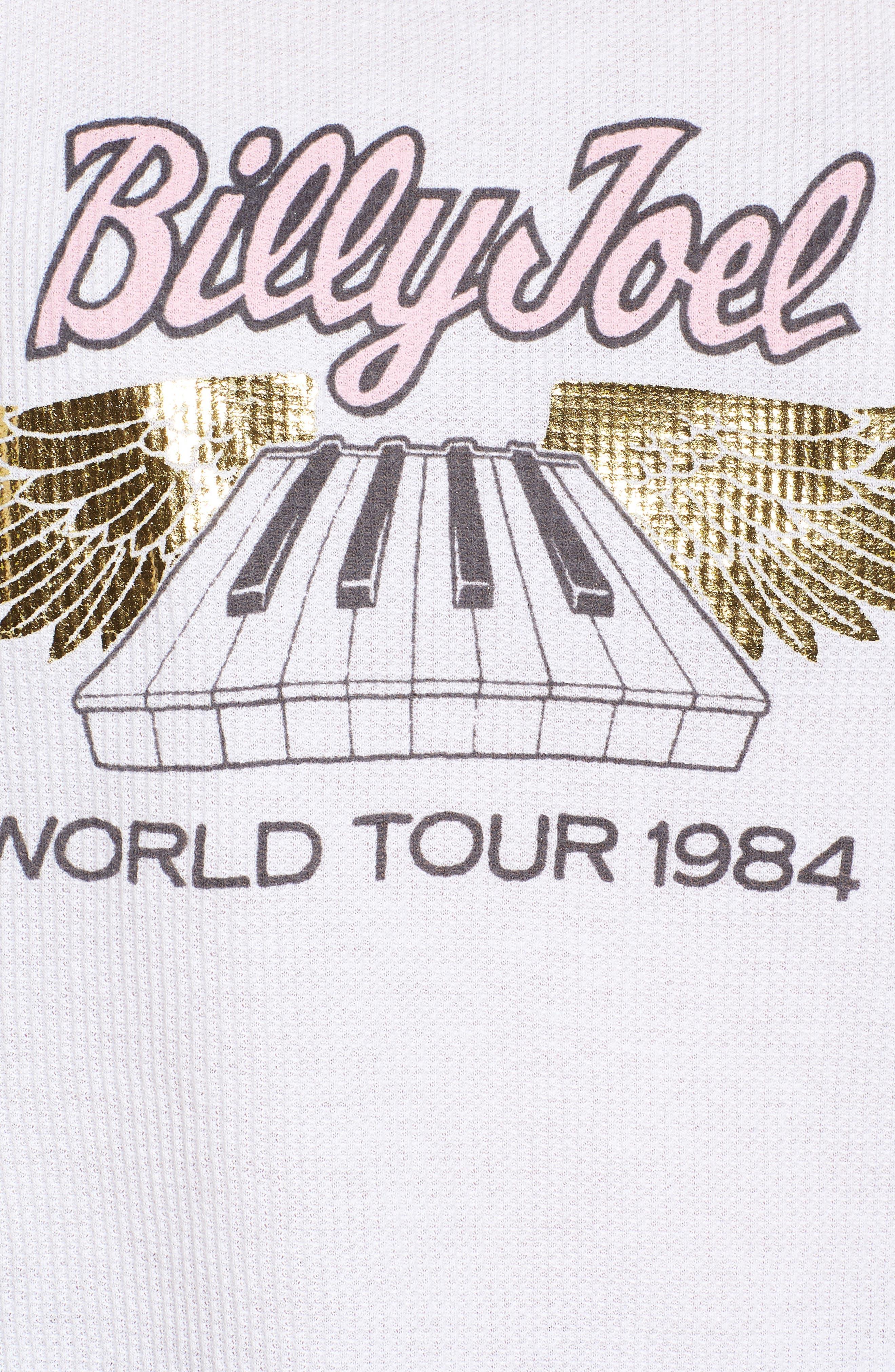 Billy Joel Thermal Top,                             Alternate thumbnail 6, color,