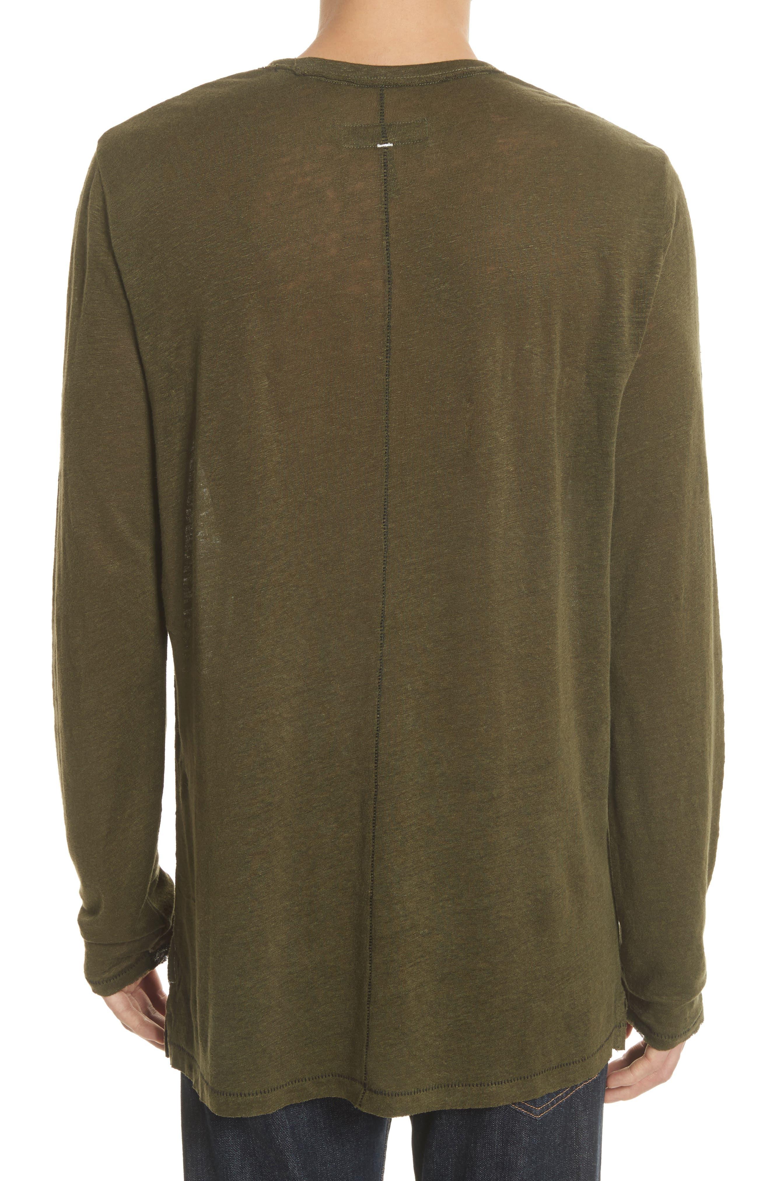 Owen Long Sleeve T-Shirt,                             Alternate thumbnail 2, color,                             319