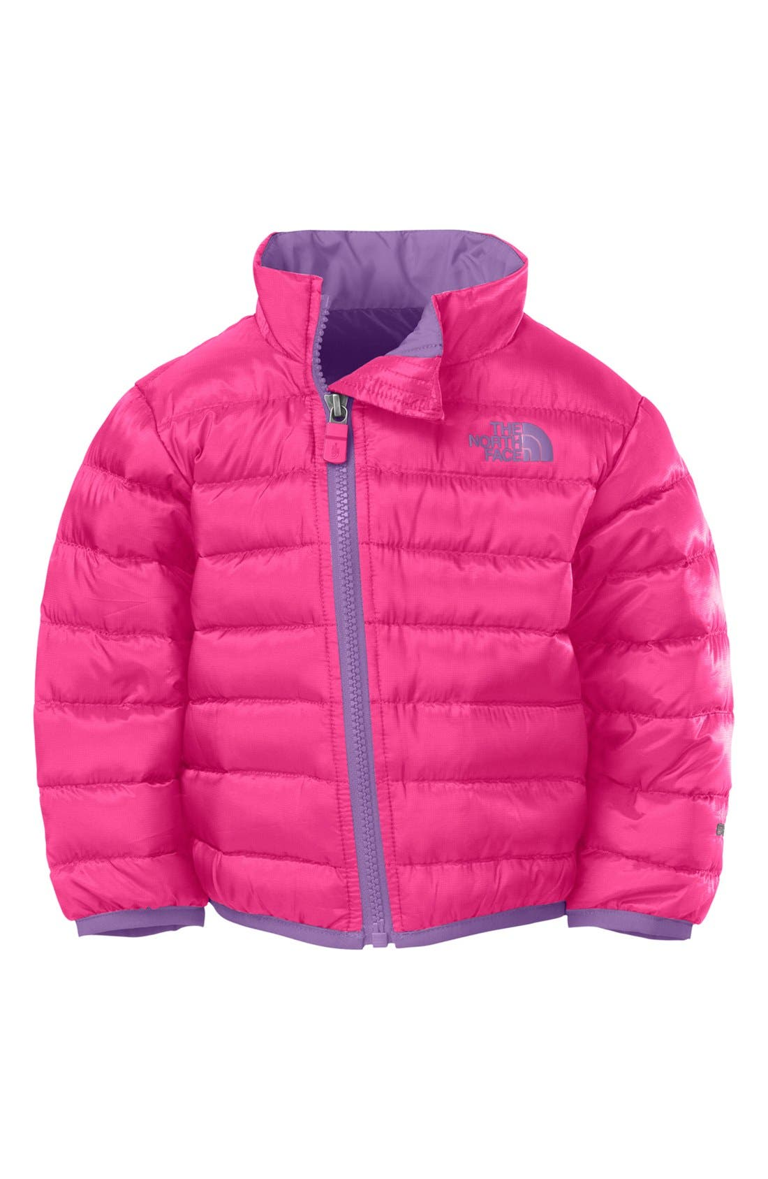 'Inverse' Water Repellent 550-Fill Down Jacket,                             Main thumbnail 1, color,                             650