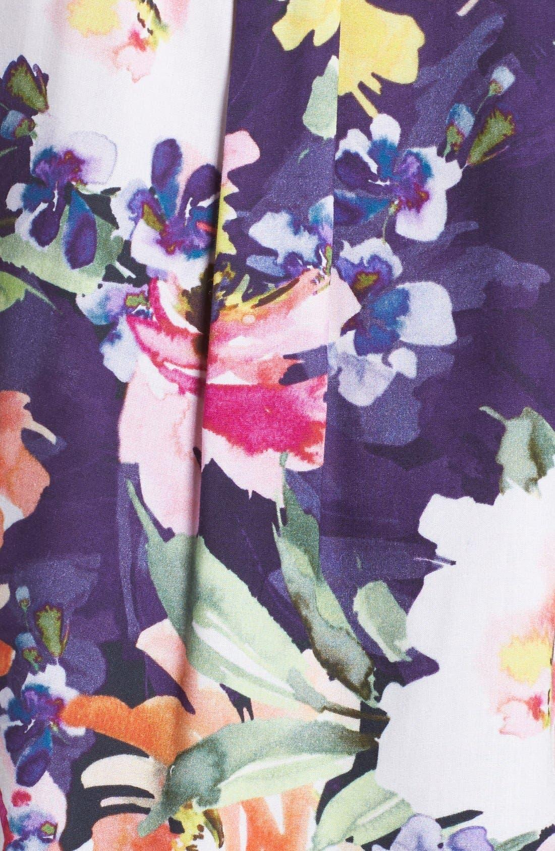 Zephyr Short Pajamas,                             Alternate thumbnail 3, color,                             400