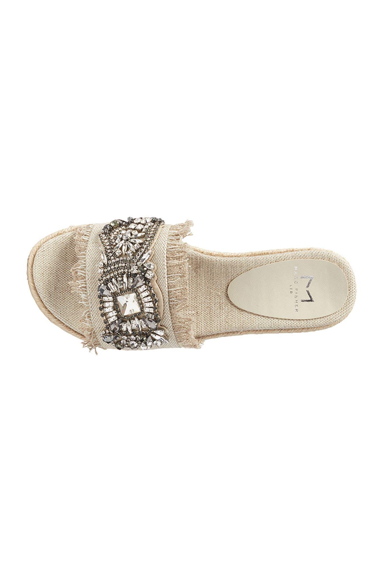 Jelly II Embellished Sandal,                             Alternate thumbnail 7, color,                             200