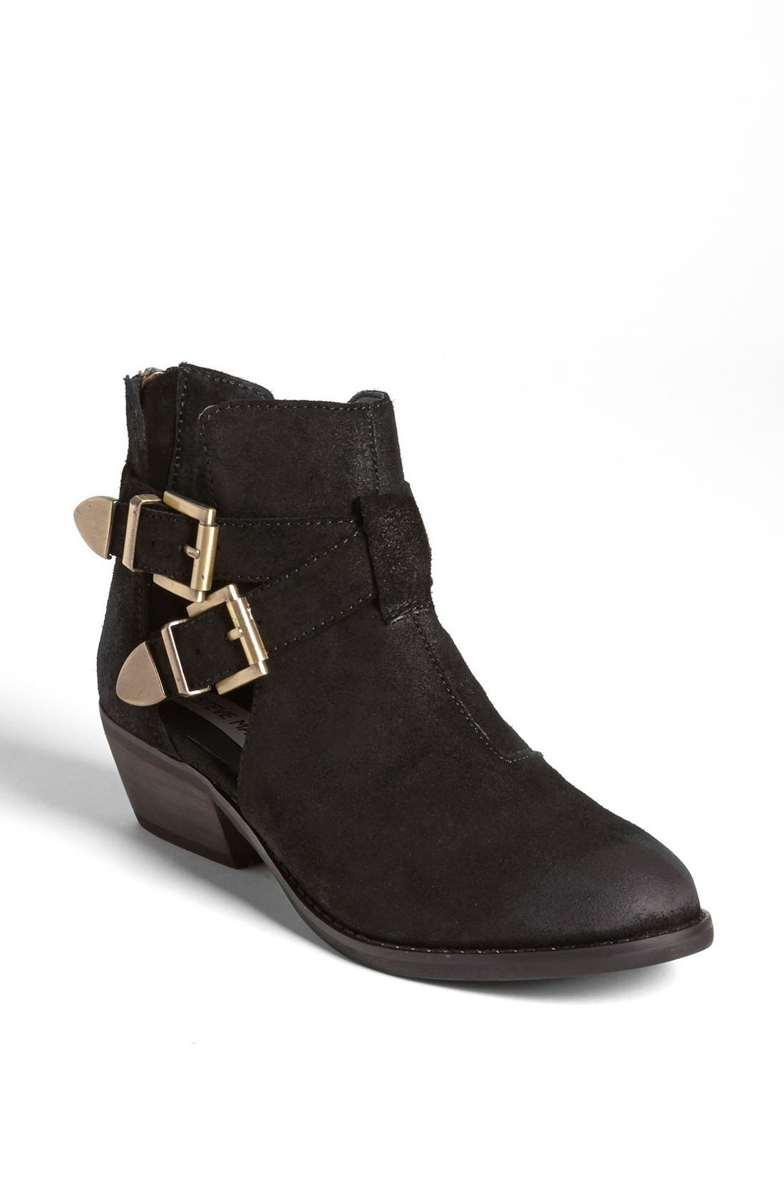 STEVE MADDEN,                             'Cinch' Bootie,                             Main thumbnail 1, color,                             006