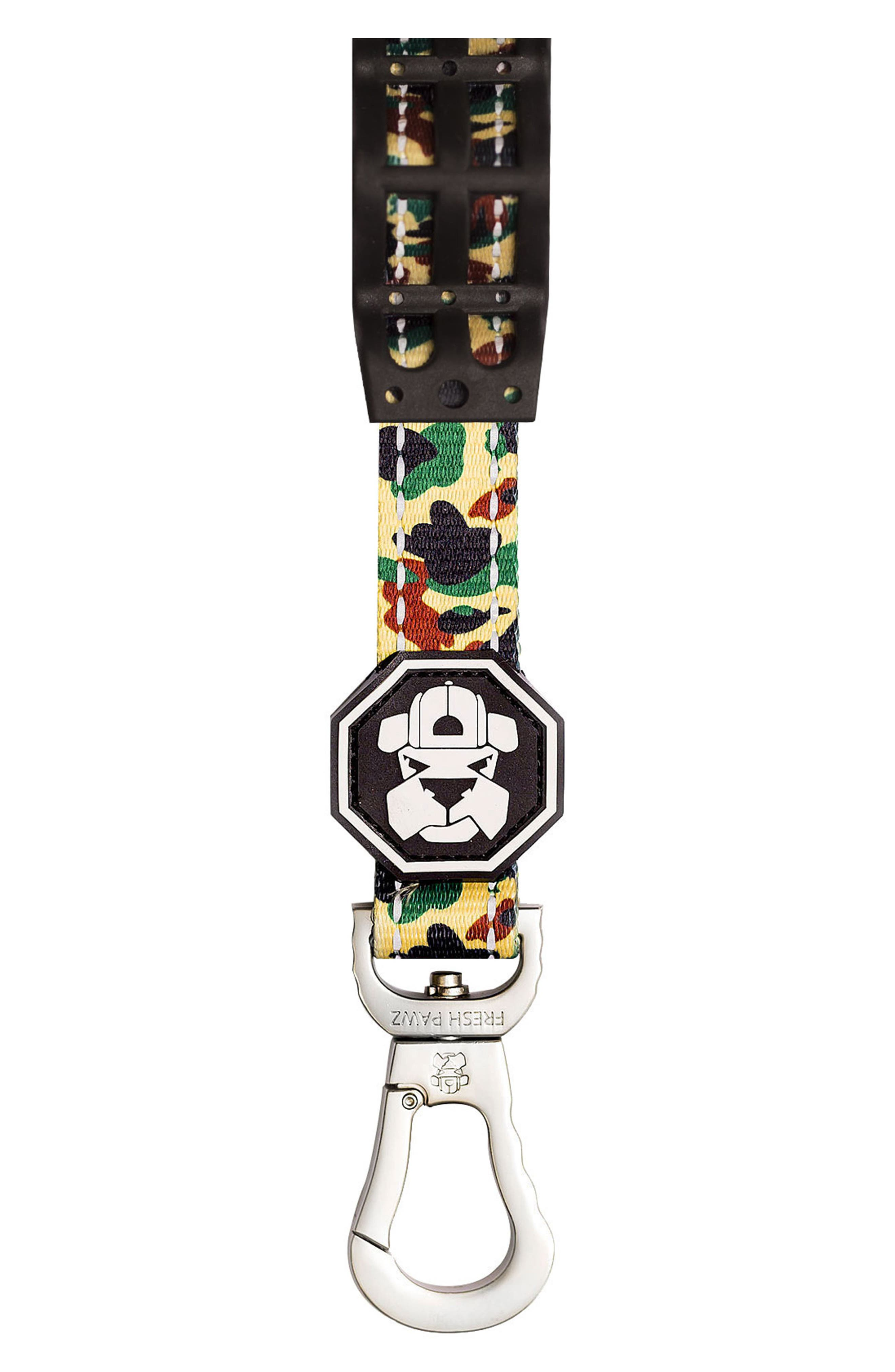 Bungee Leash,                         Main,                         color, HYPE CAMO