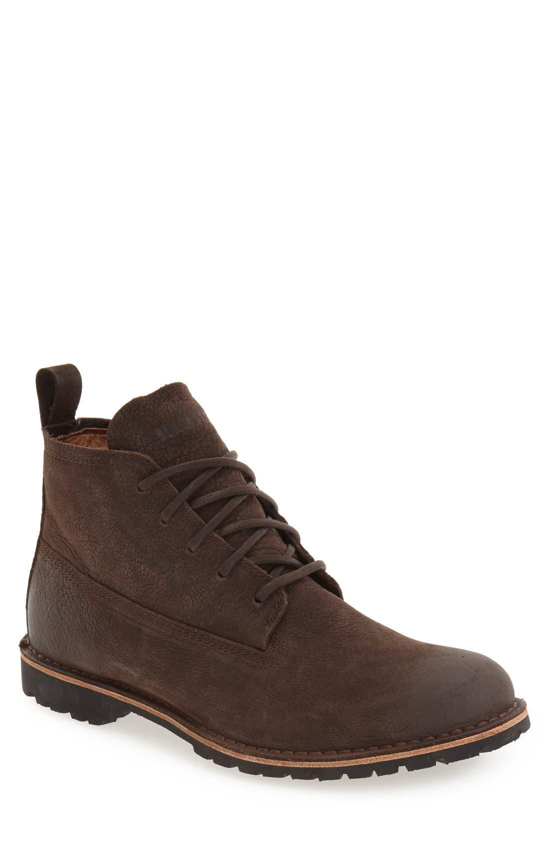 'KM07' Plain Toe Boot,                             Main thumbnail 3, color,