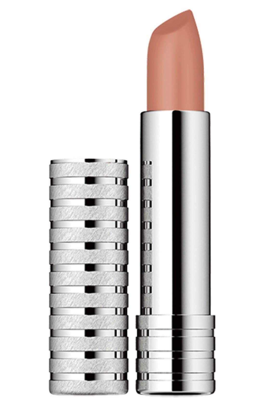 Long Last Soft Matte Lipstick,                         Main,                         color, 200
