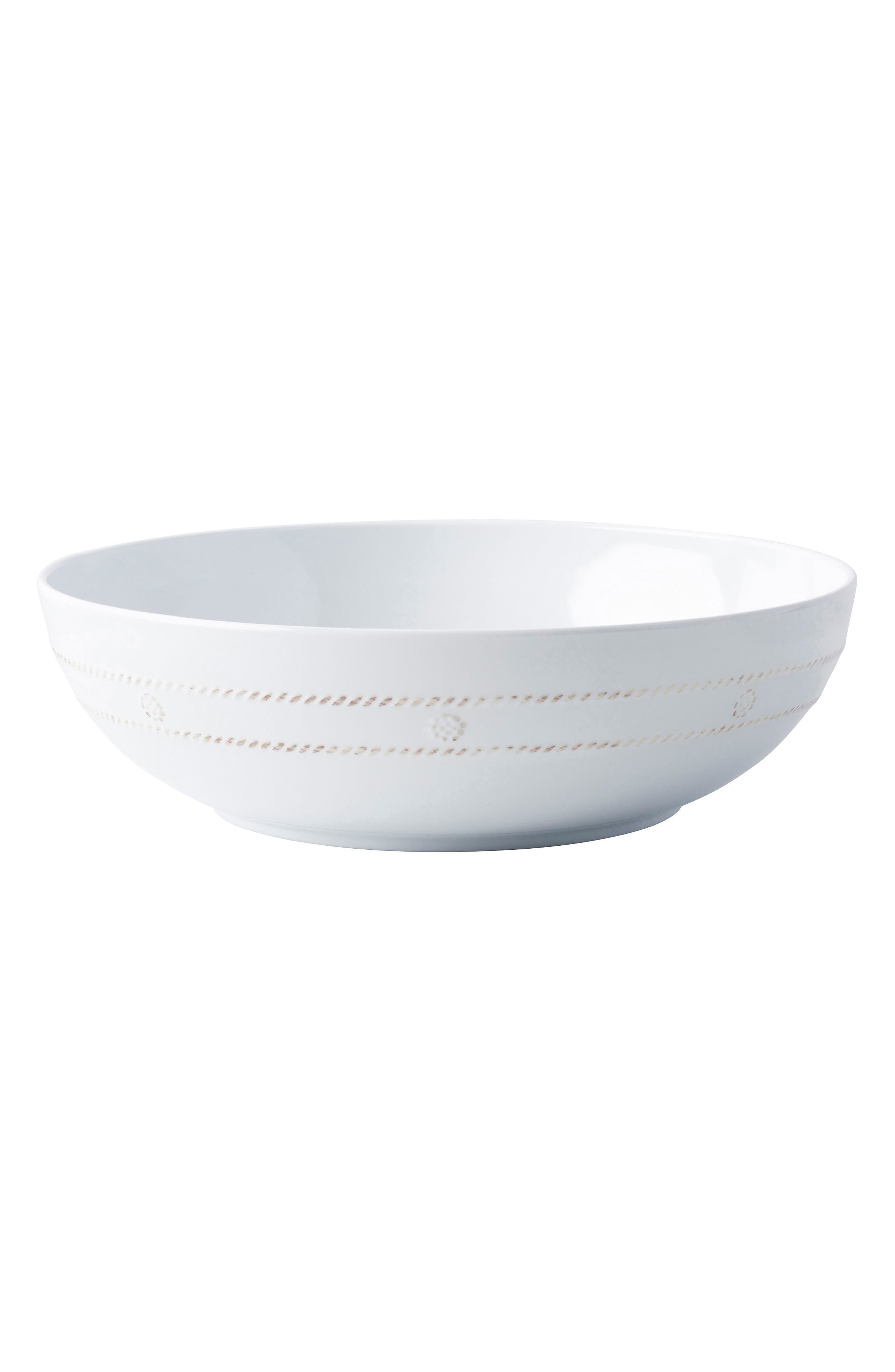 Berry & Thread Melamine Whitewash Bowl,                             Main thumbnail 1, color,                             100
